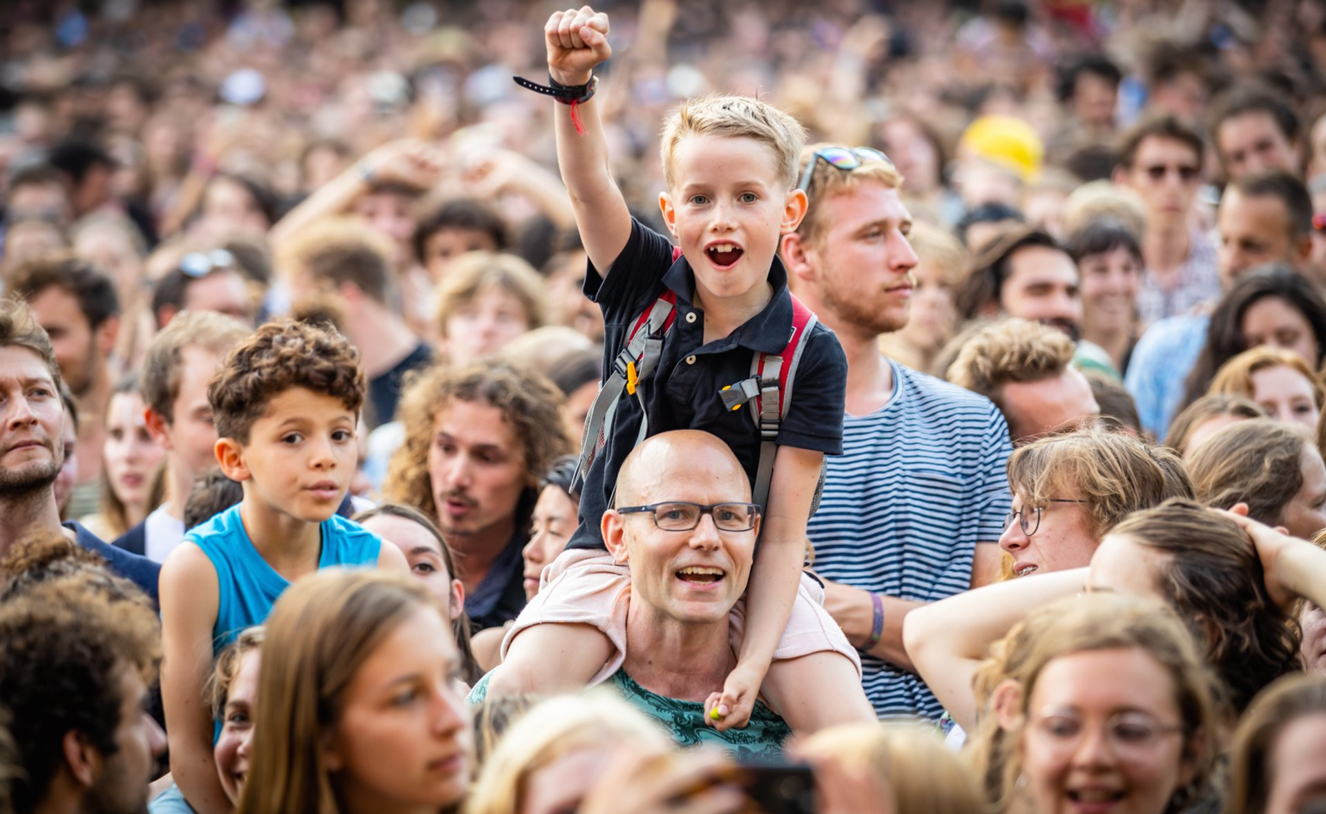 Best time to see Couleur Café Festival 2020