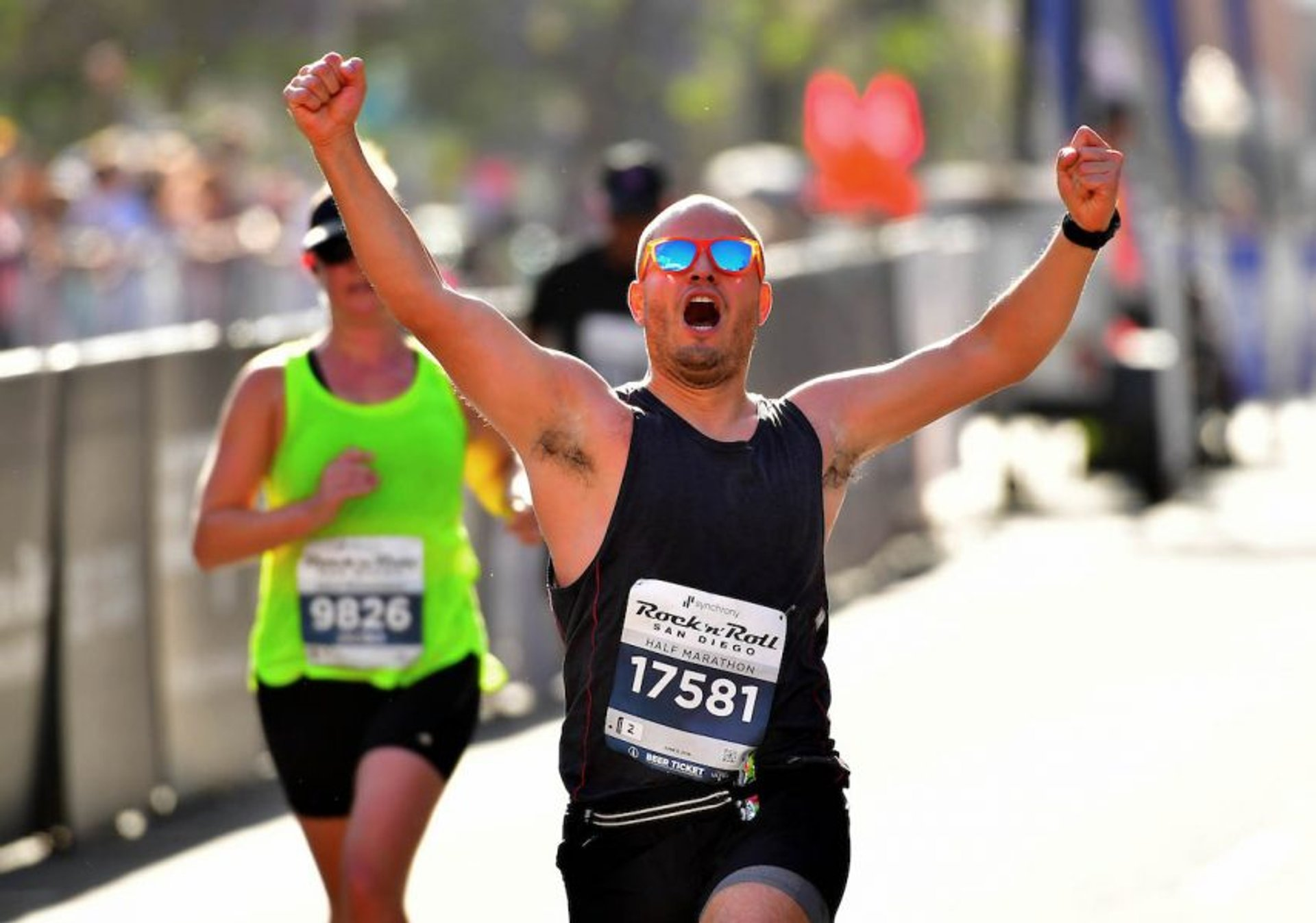 Best time to see Rock'n'Roll San Diego Marathon & 1/2 Marathon in San Diego 2020