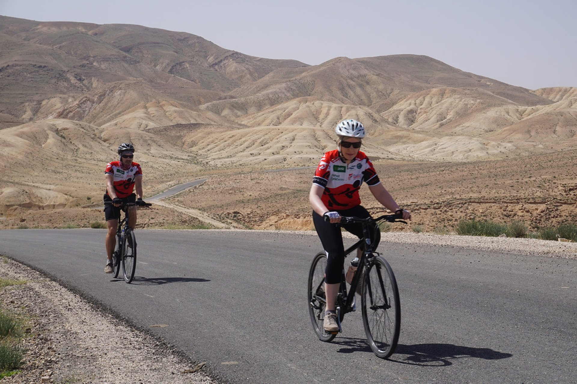 Cycling in Jordan - Best Season 2019