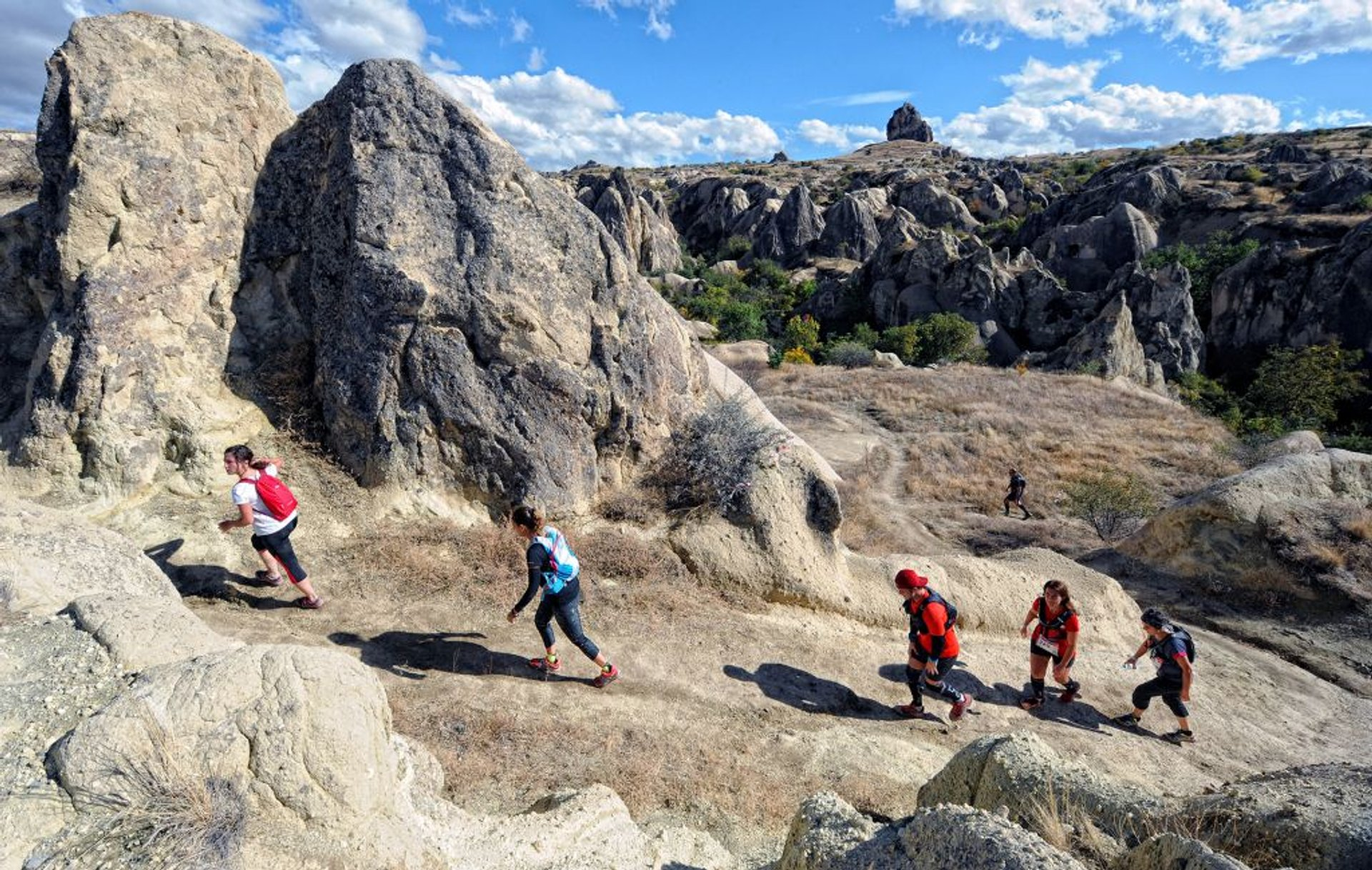 Cappadocia Ultra Trail in Cappadocia - Best Season 2019