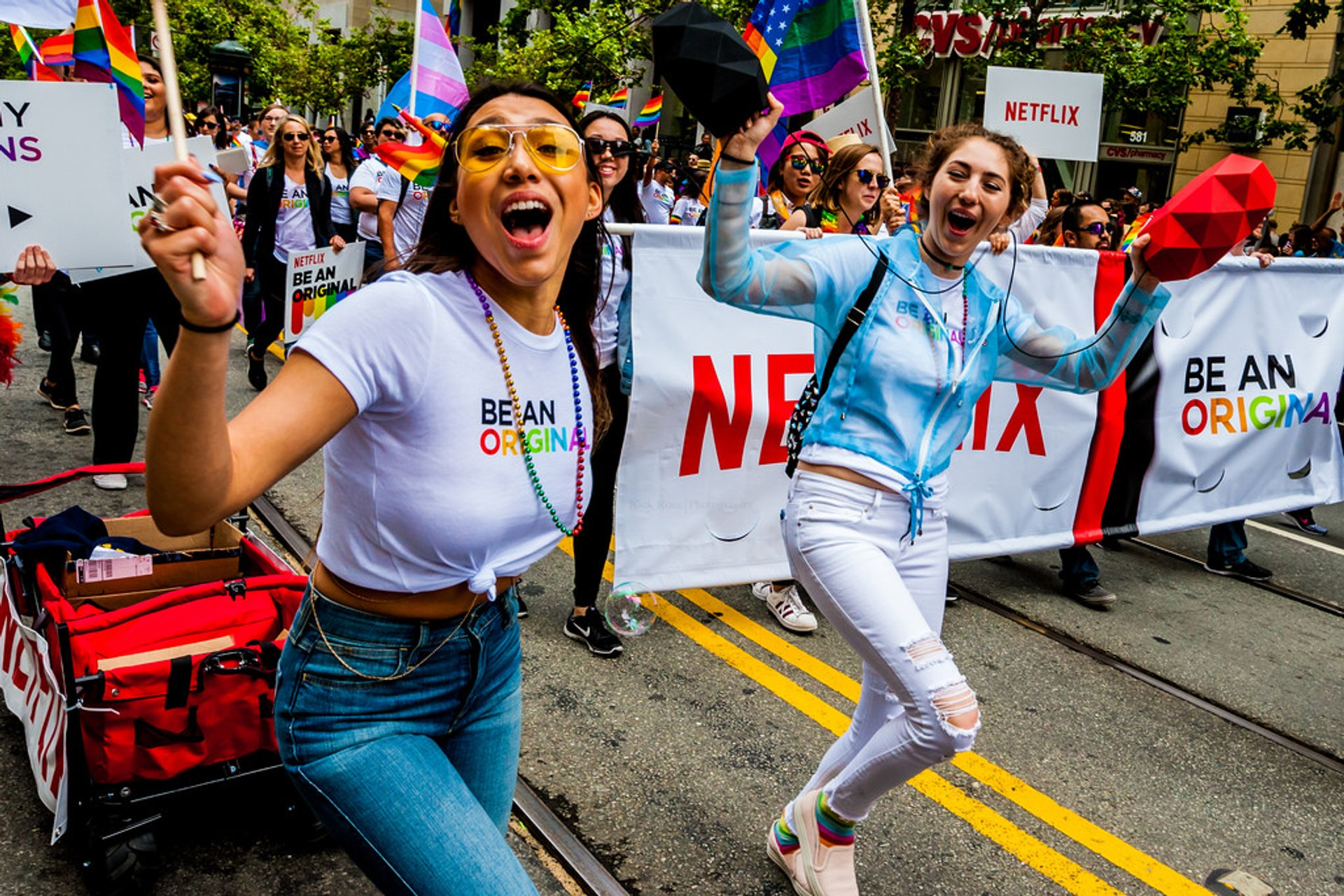 Best time for San Francisco Pride in San Francisco 2020