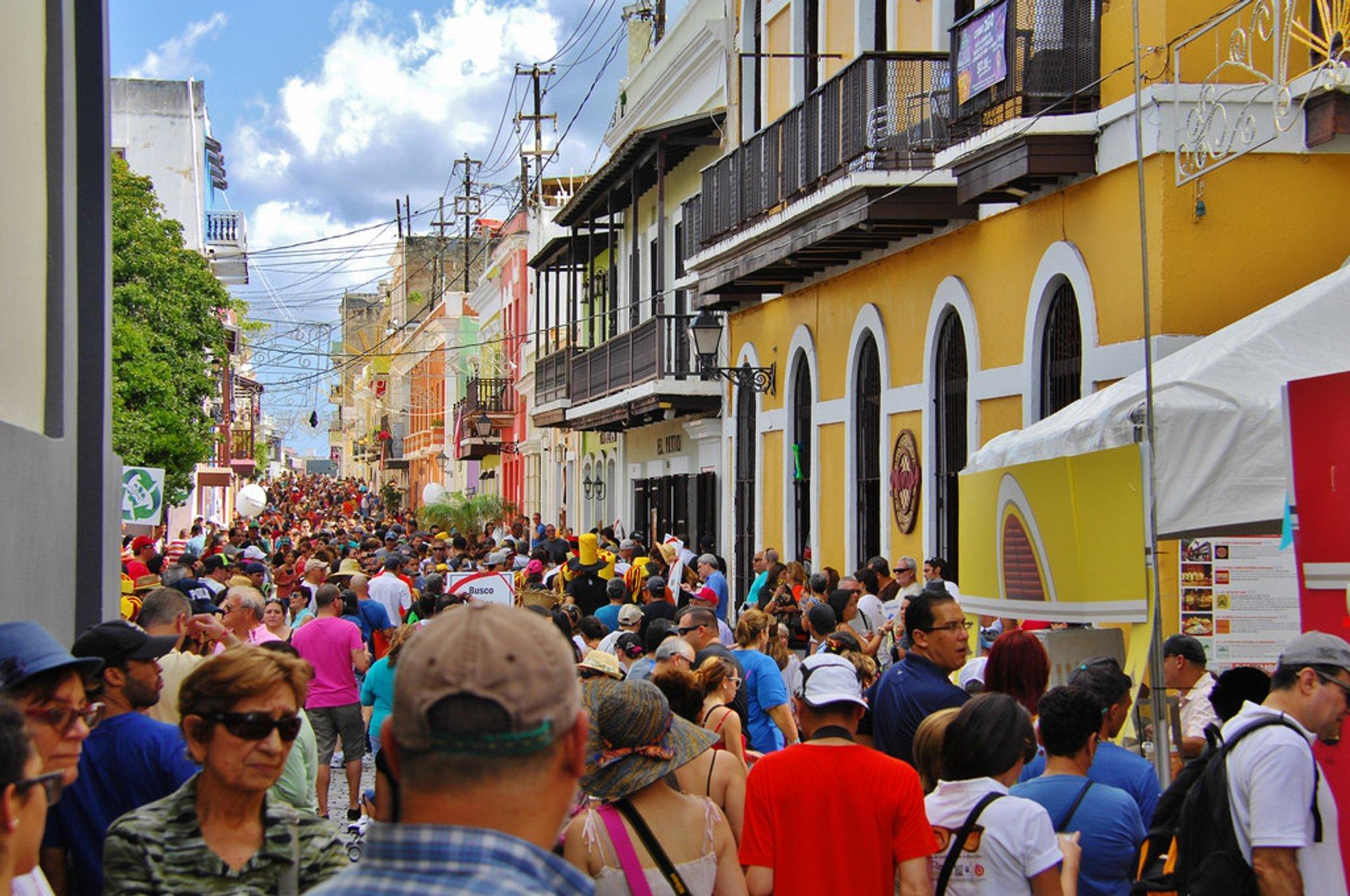 San Sebastian Street Festival in Puerto Rico - Best Season 2020
