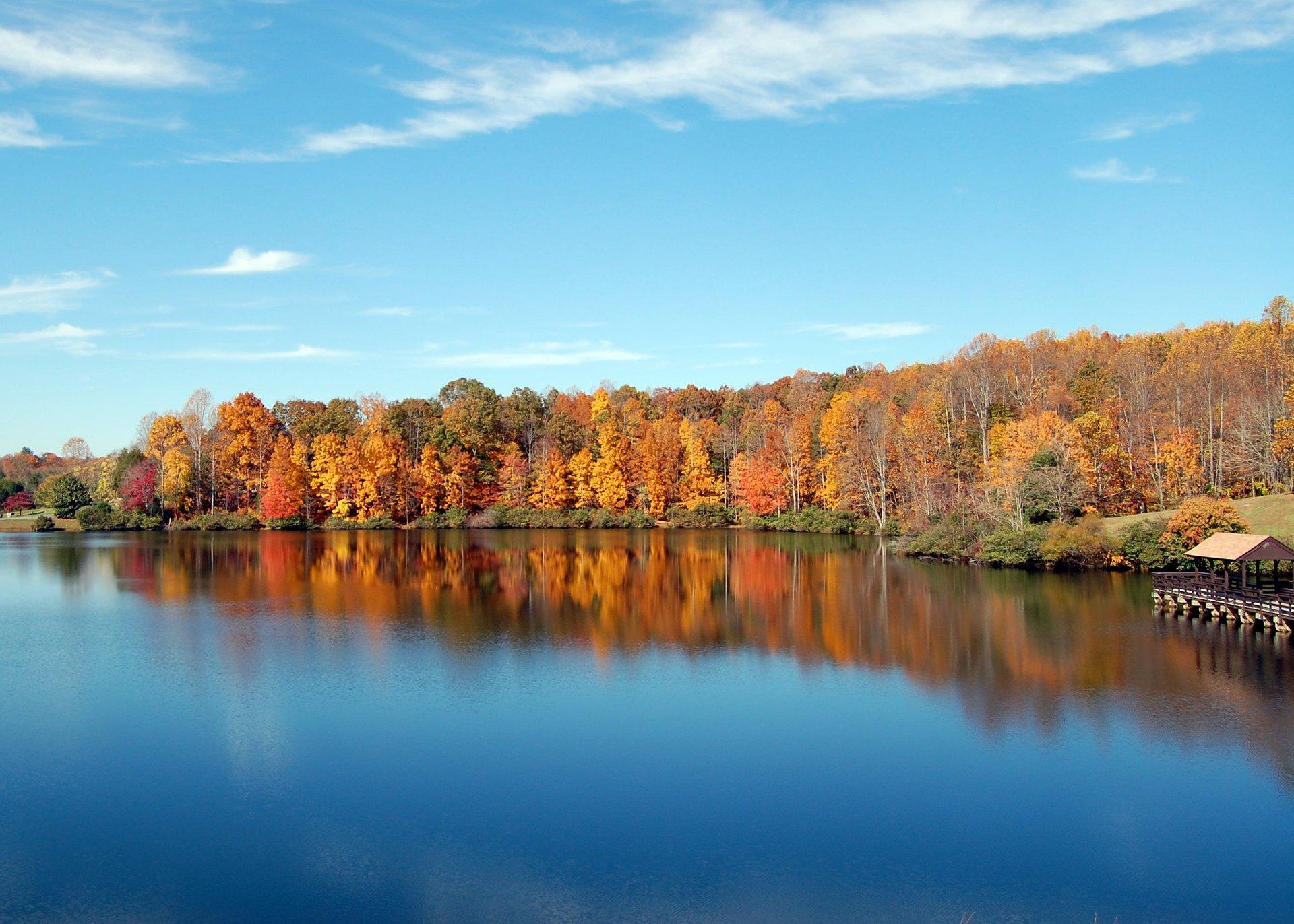 Chris Greene Lake Park 2020