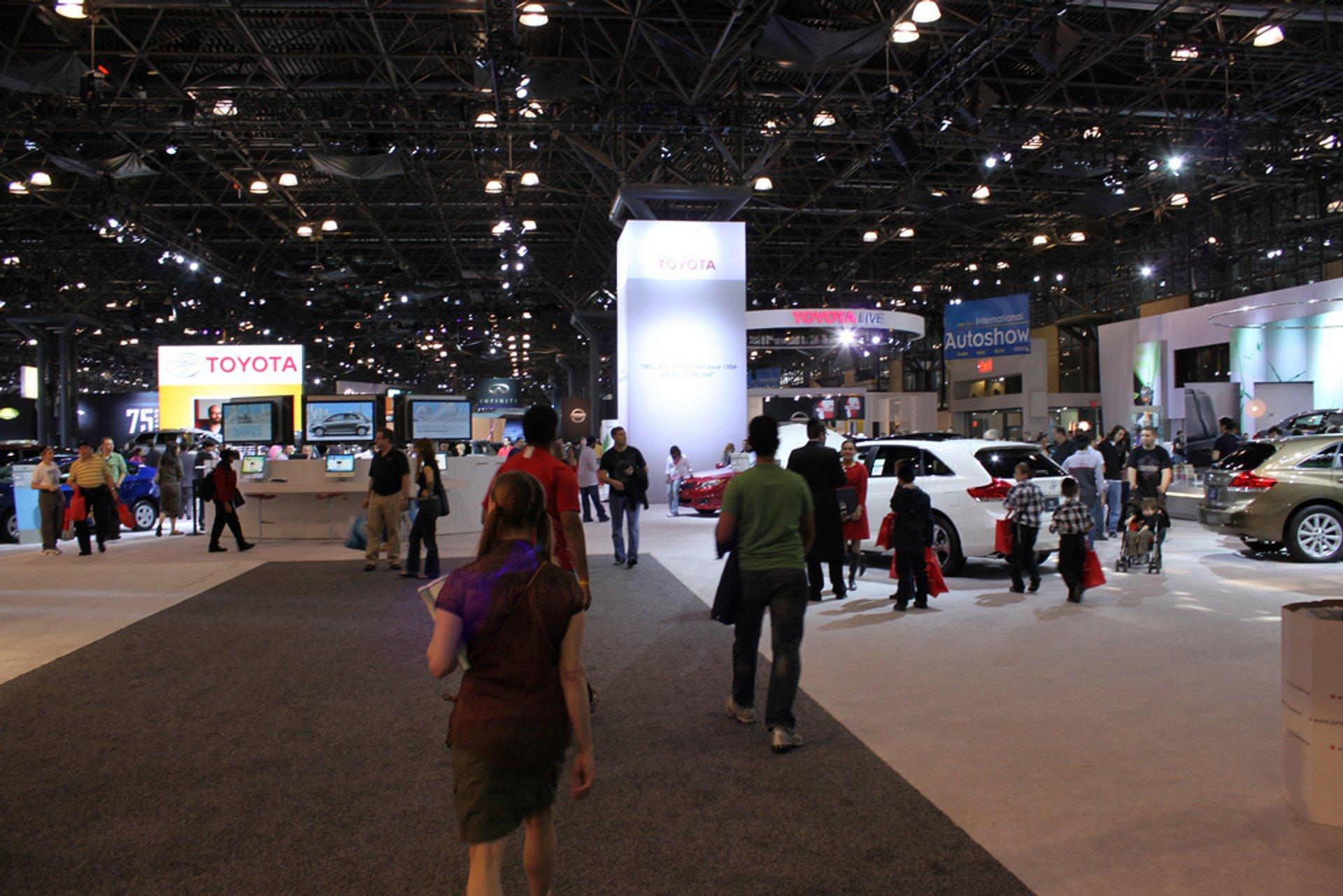 New York International Auto Show in New York - Best Season 2020