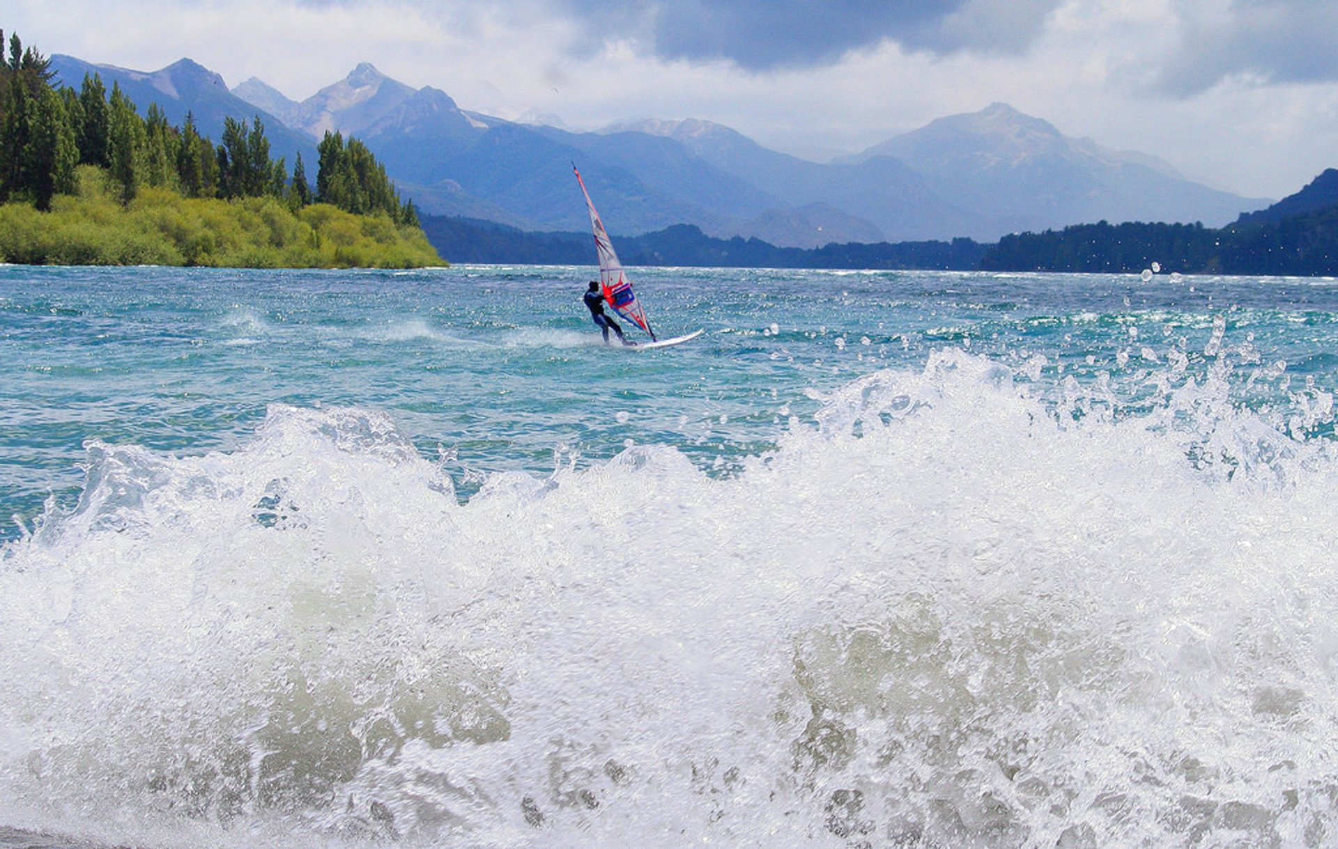 Windsurfing in Argentina 2020 - Best Time