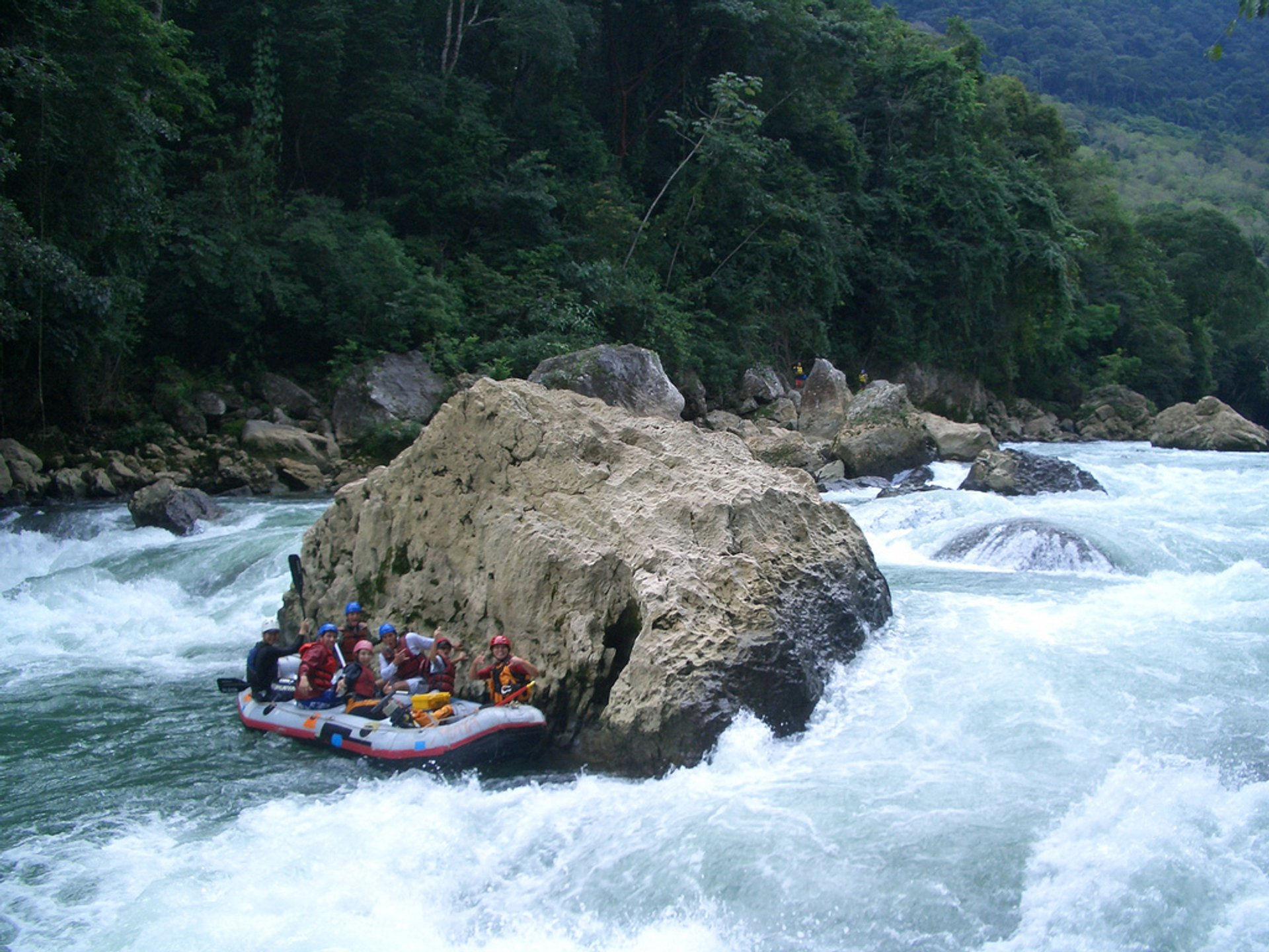 White Water Rafting in Guatemala 2020 - Best Time