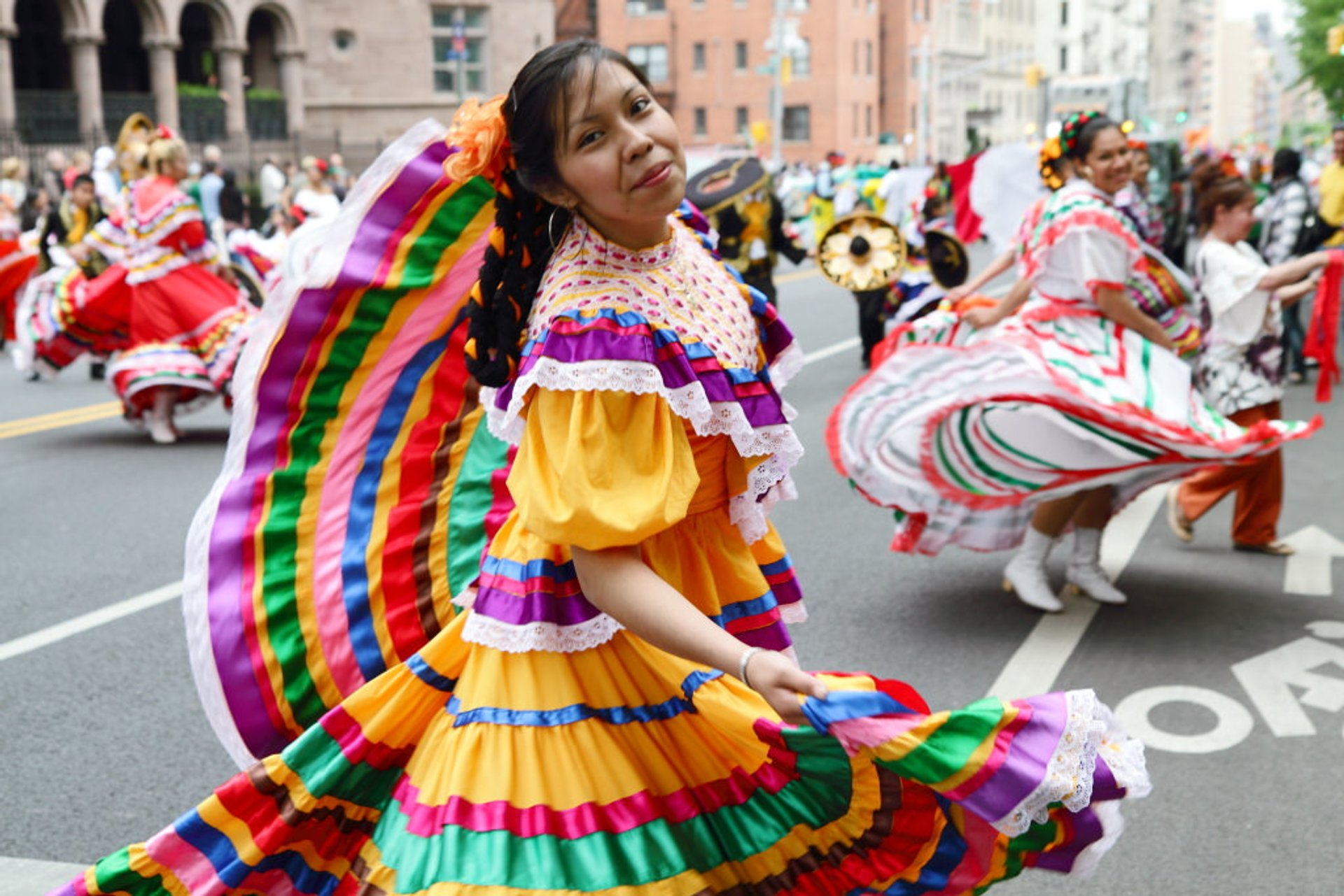 Cinco de Mayo in New York - Best Time