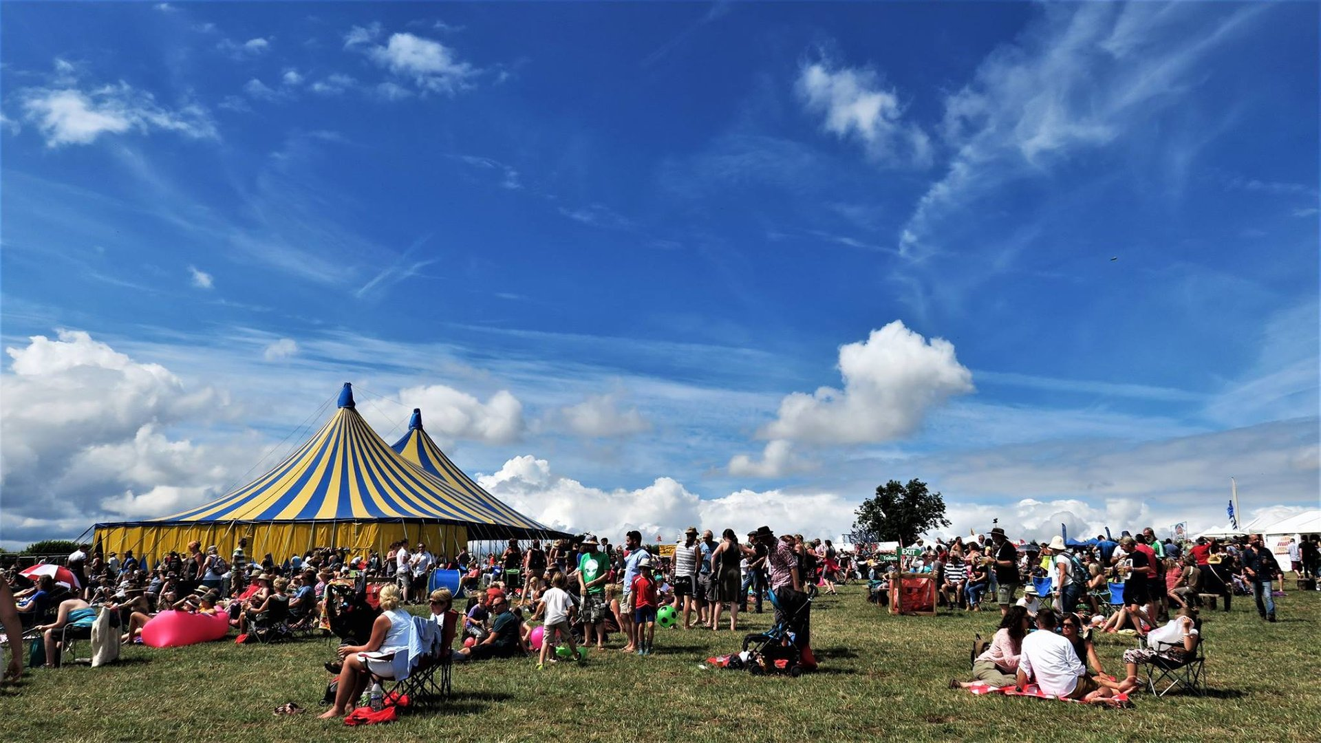 Chagstock Festival in England 2020 - Best Time