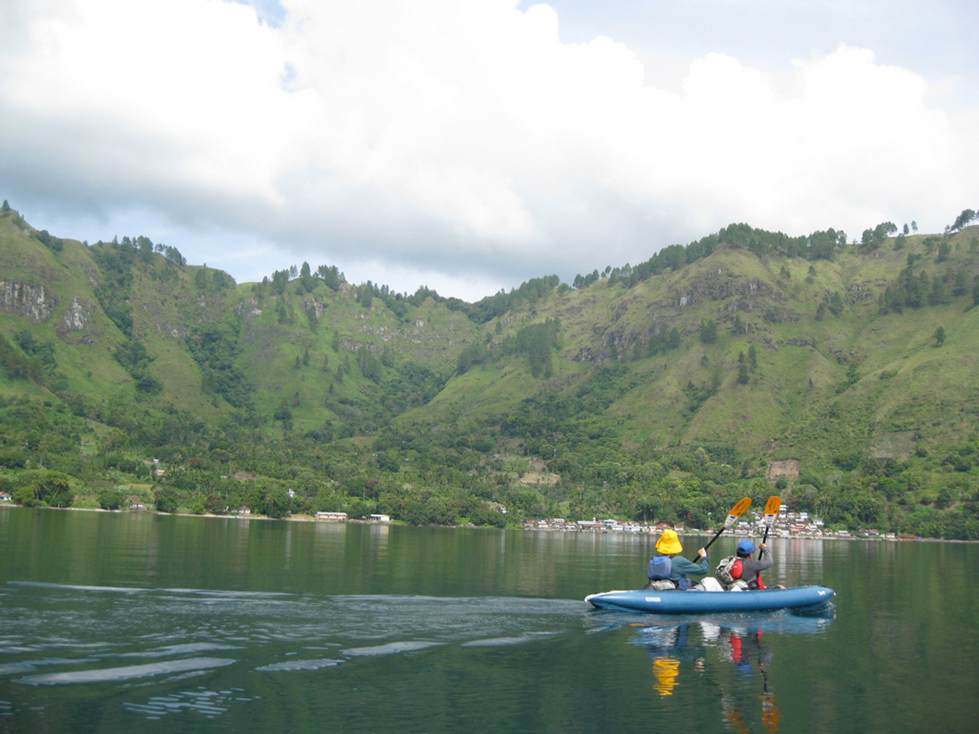 Lake Toba, Indonesia 2019