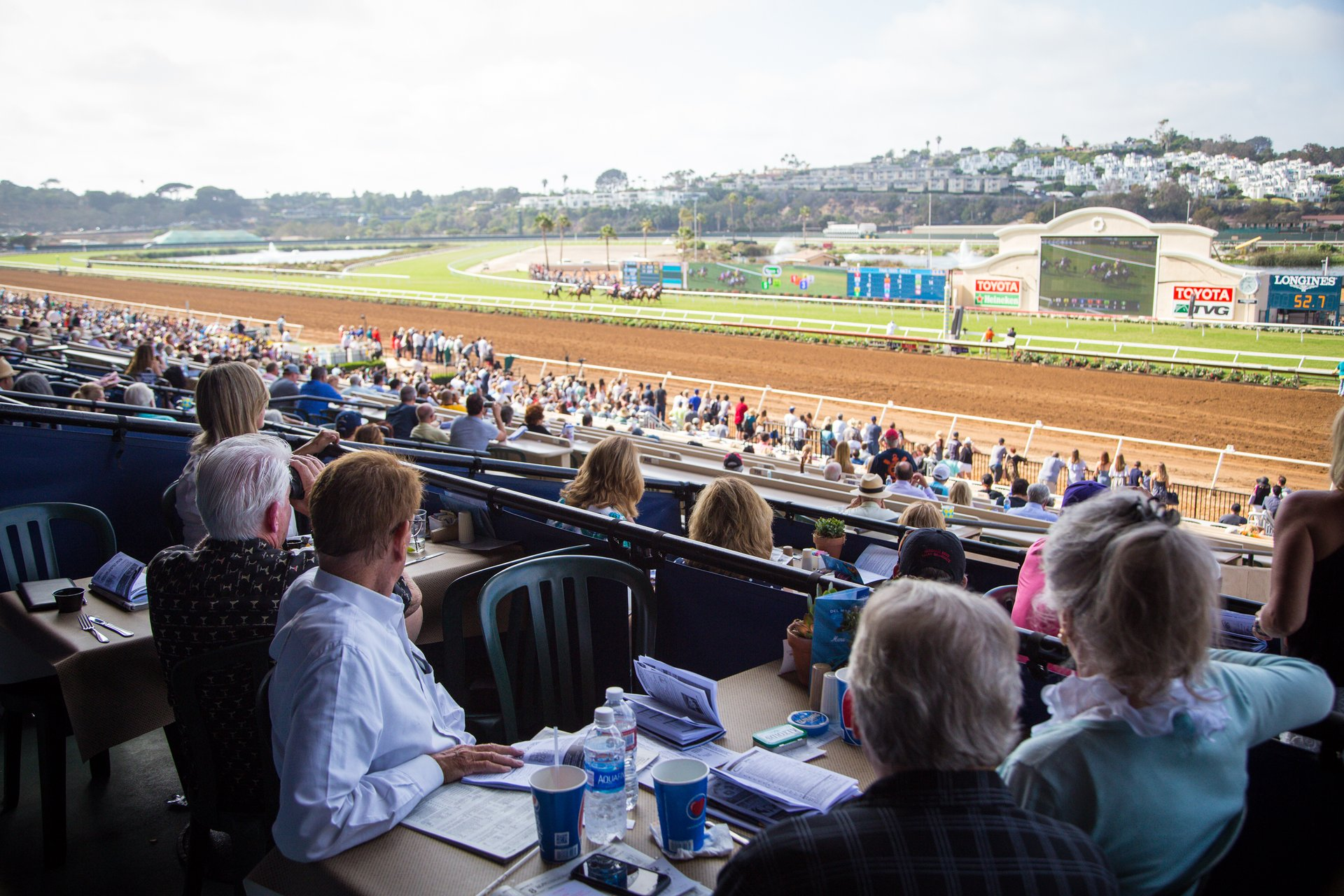 Best time to see Del Mar Racing Season in San Diego 2020