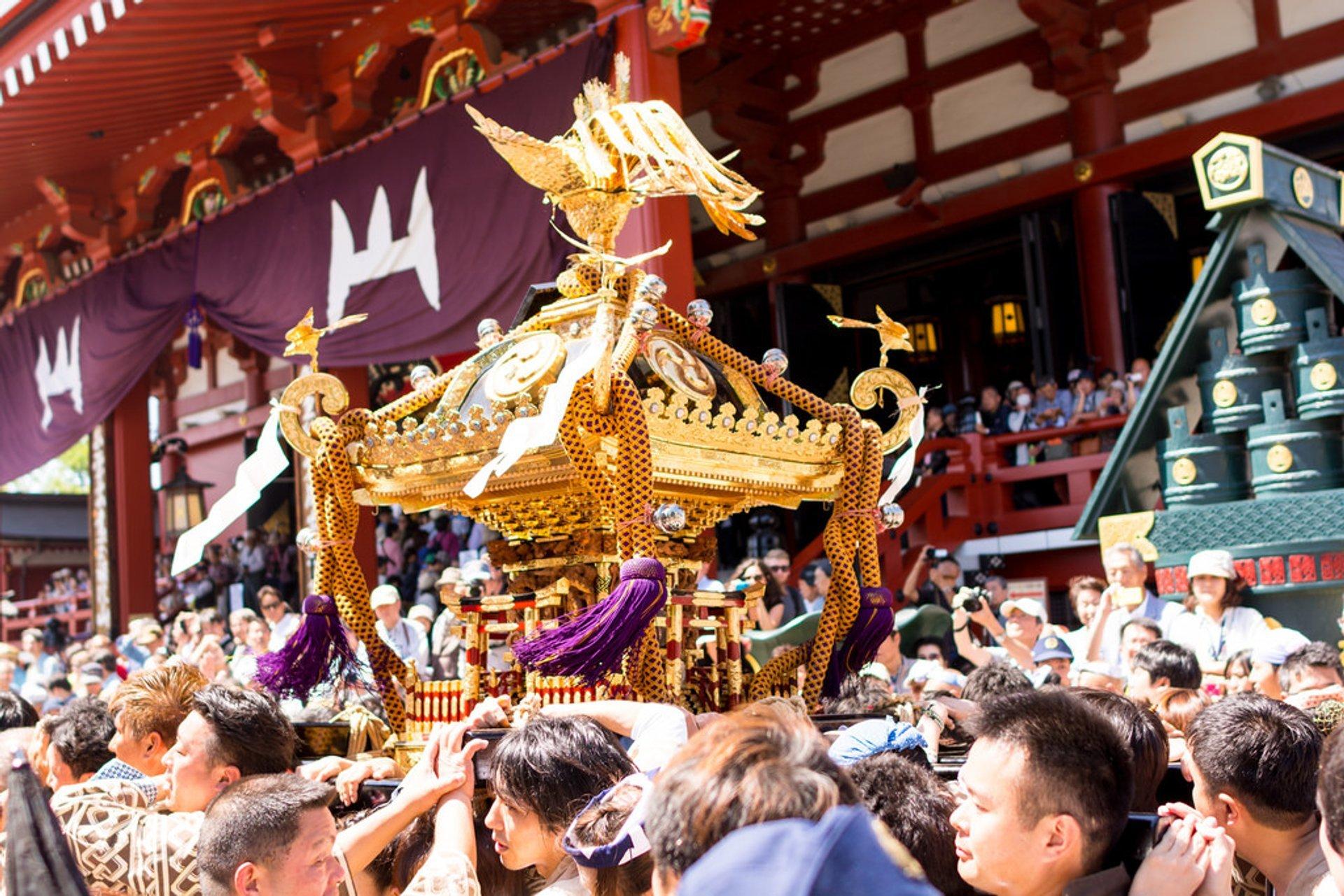 Asakusa Sanja Matsuri Festival in Tokyo - Best Season 2020