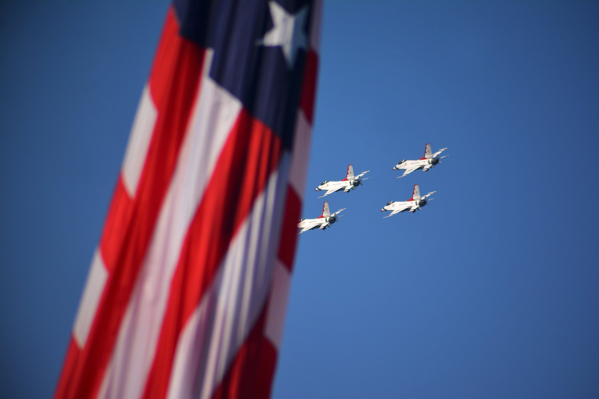 United States Air Force Thunderbirds 2020