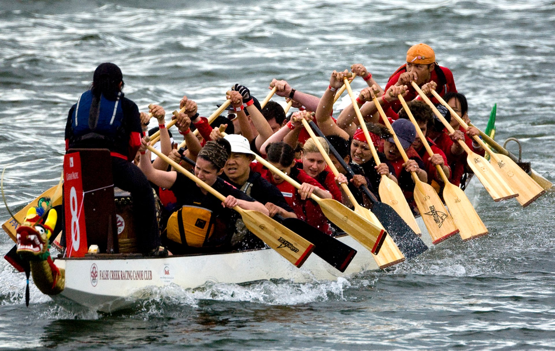 Dragon Boat Festival in Vancouver 2019 - Best Time