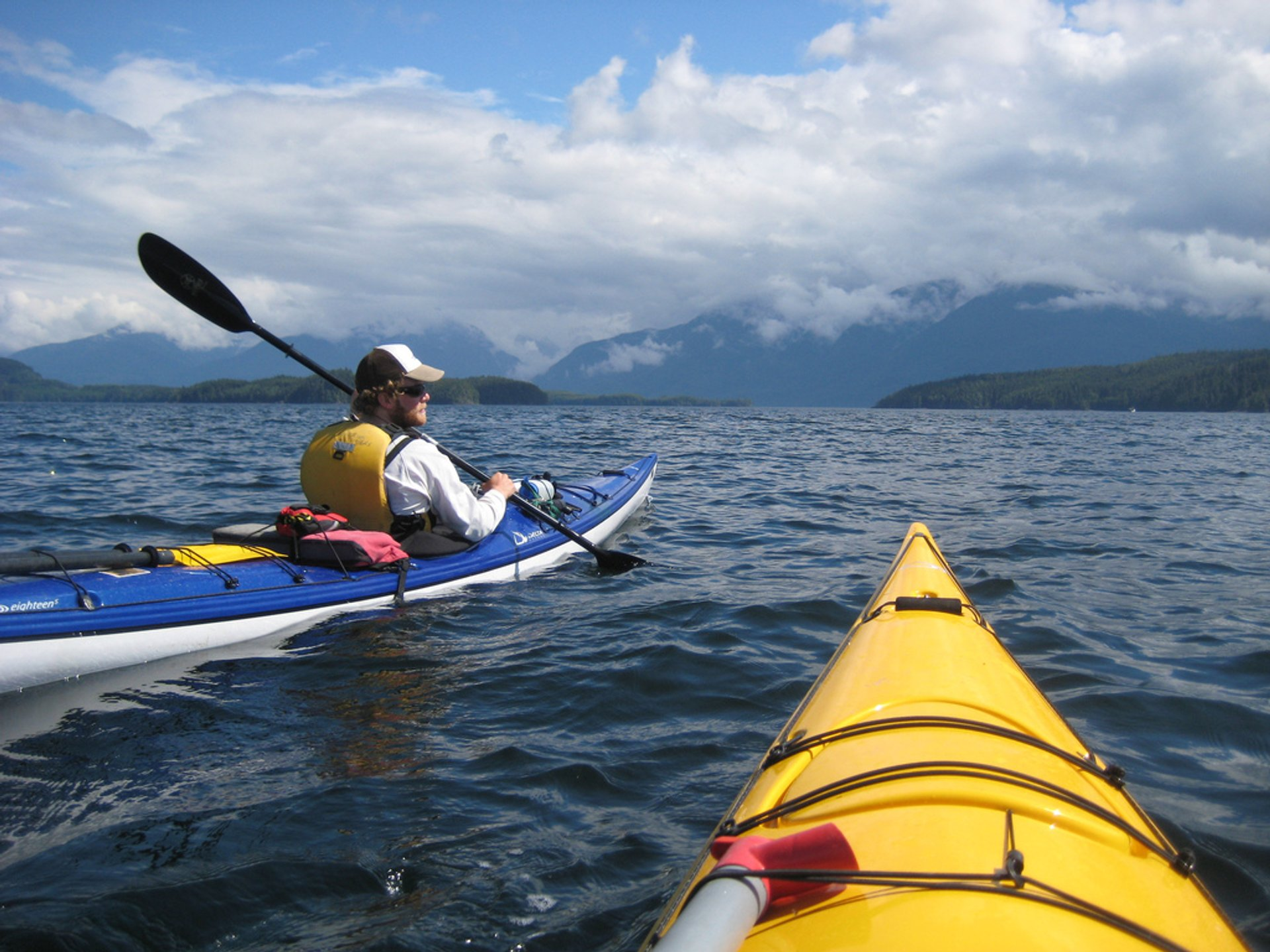 Kayaking in Vancouver 2020 - Best Time