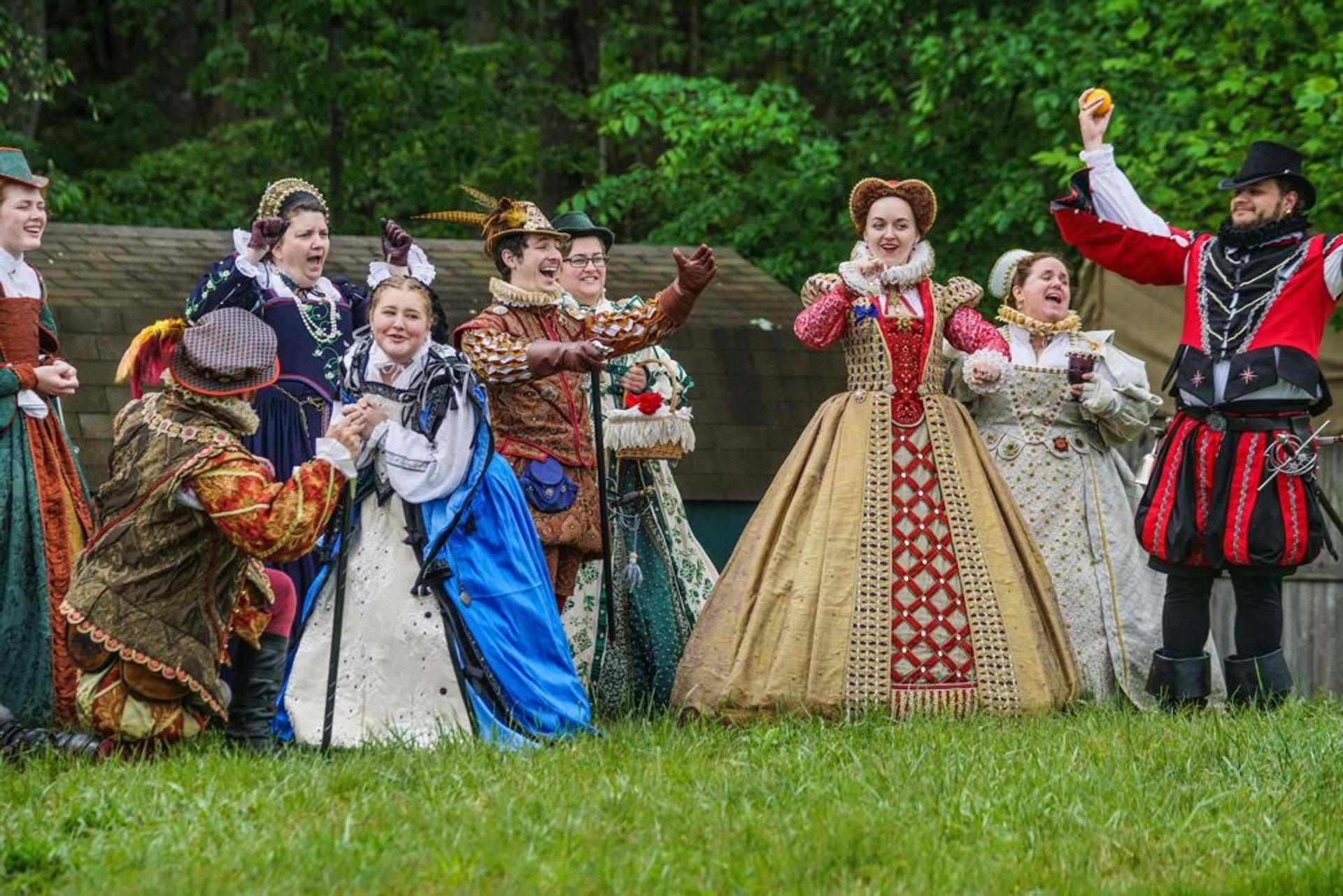 Virginia Renaissance Faire in Virginia 2020 - Best Time