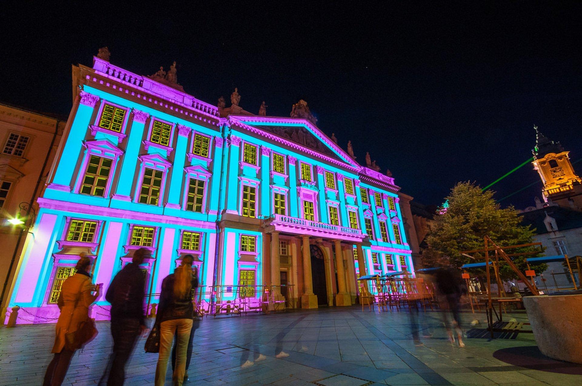Festival of Light (Festival Svetla) in Slovakia - Best Season 2019