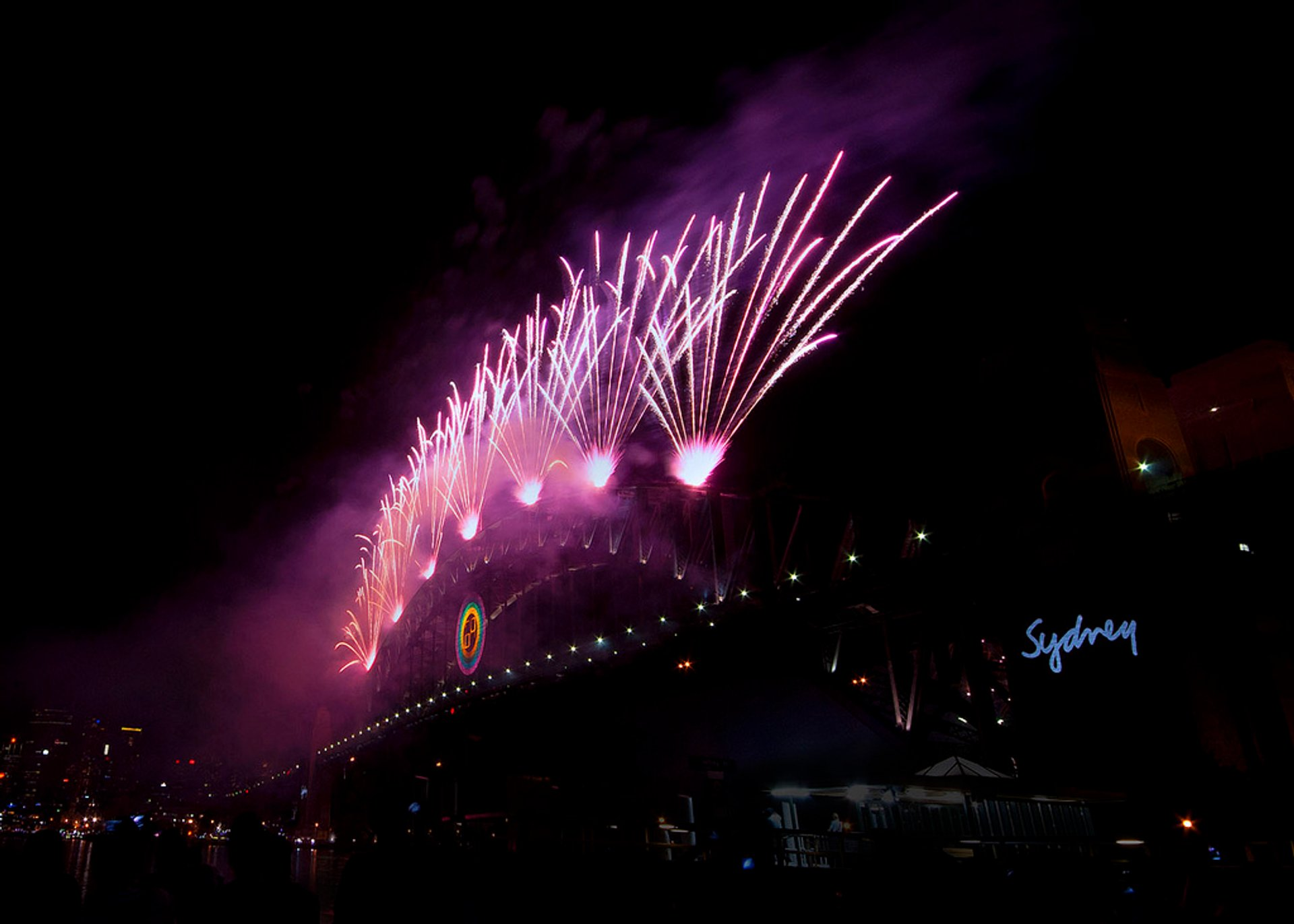 Best time for Sydney New Year's Fireworks in Sydney 2020