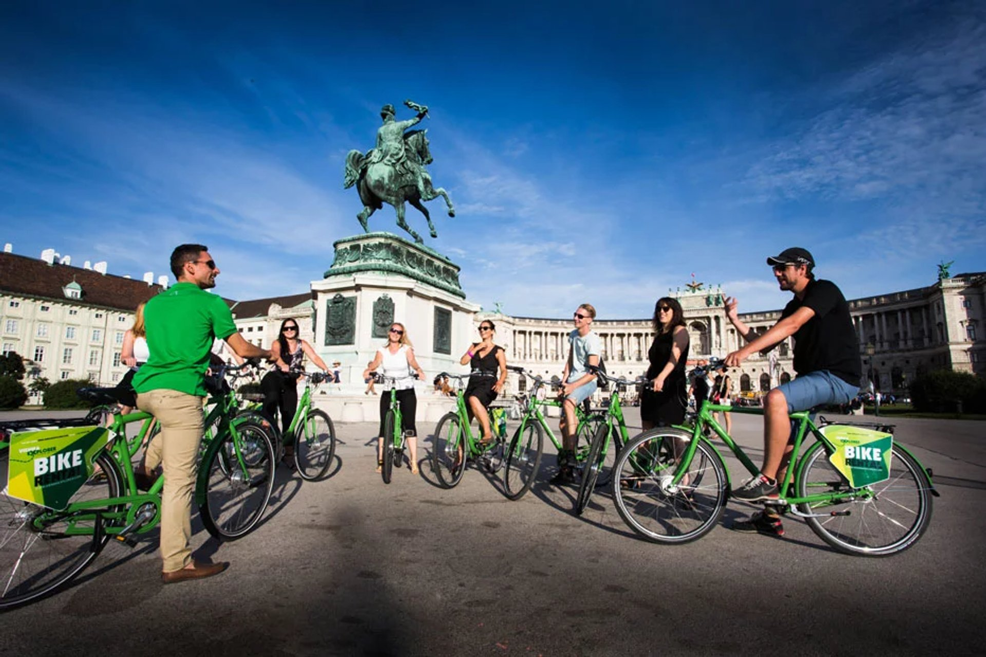 Vienna Bike Tours in Vienna 2020 - Best Time