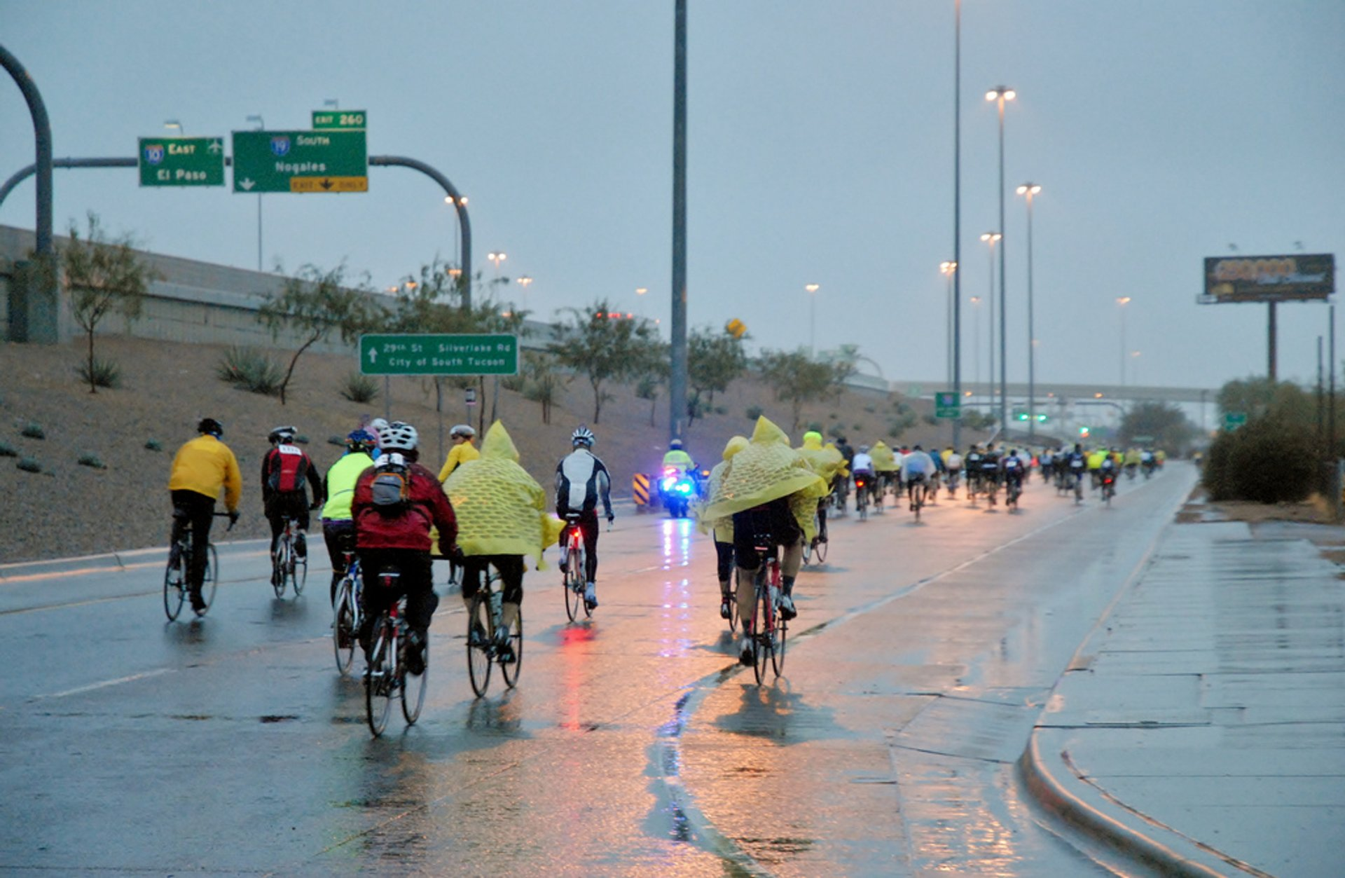Best time to see El Tour de Tucson in Arizona 2020