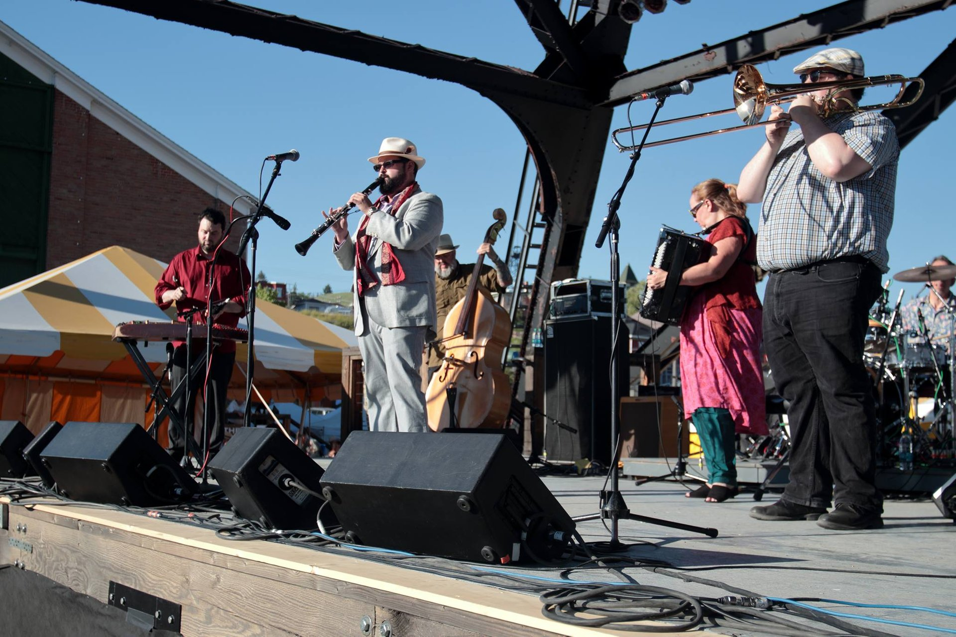 Best time for Montana Folk Festival in Montana 2020