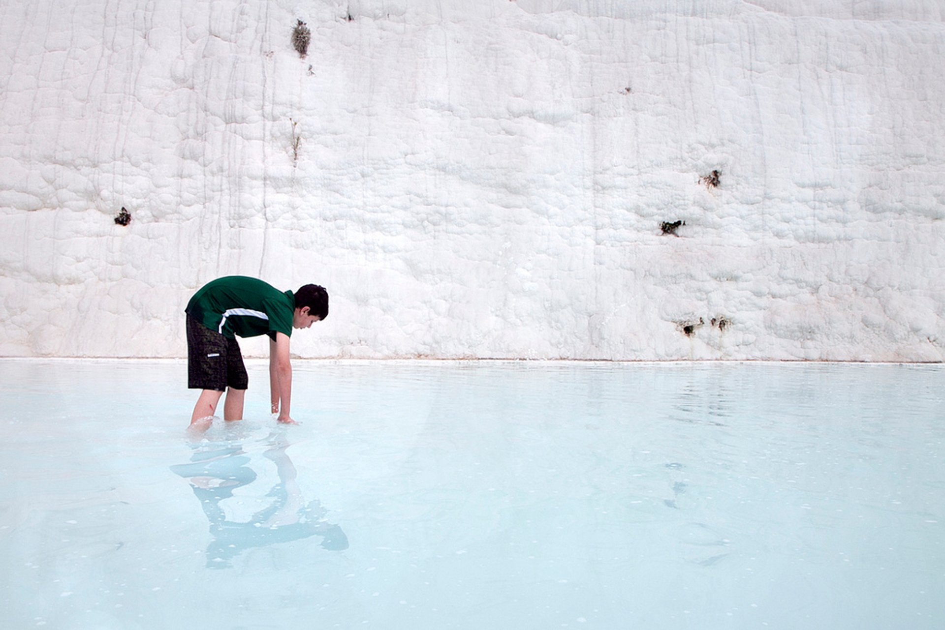 Best time for Pamukkale (Hierapolis) Thermal Pools in Turkey 2020