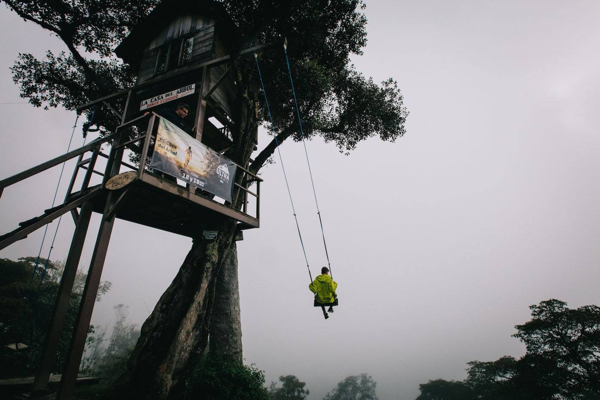 Best time for Swing at the End of the World in Ecuador 2020
