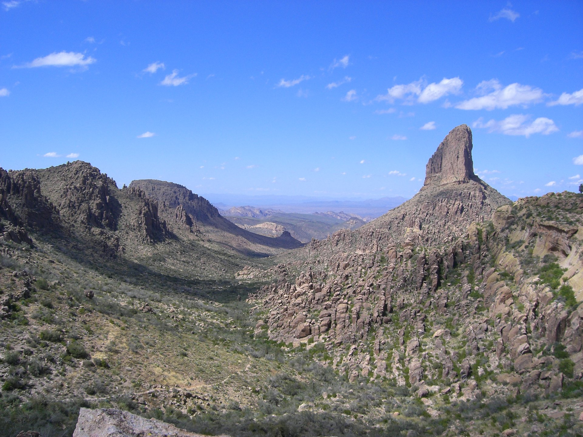 Weavers Needle in Arizona - Best Season 2020