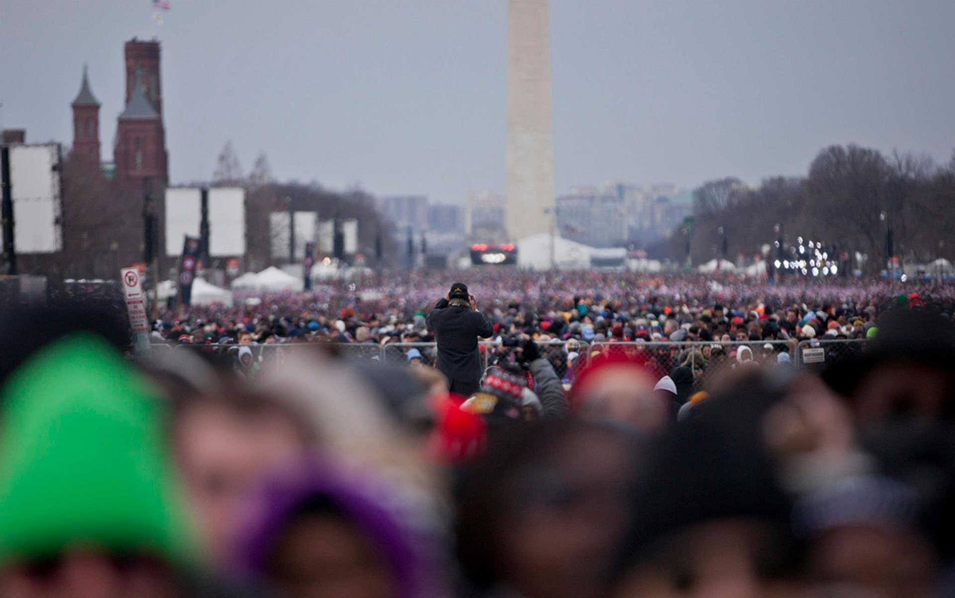 Presidential Inauguration in Washington, D.C. - Best Season 2020
