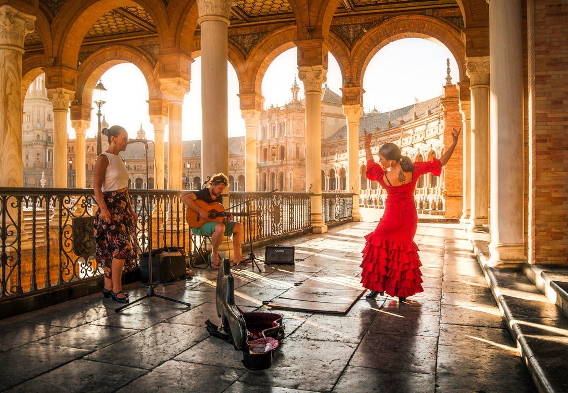 Flamenco in Spain 2019 - Best Time