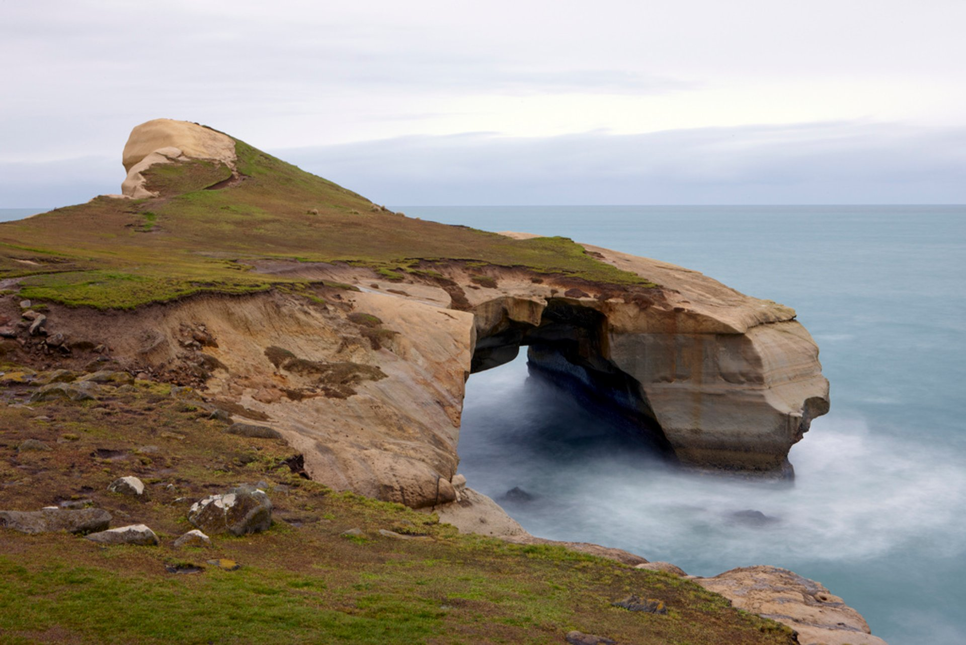 Tunnel Beach, Dunedin in New Zealand 2020 - Best Time