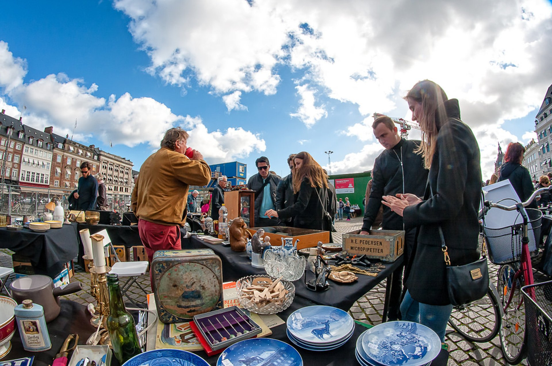 Flea Markets in Copenhagen 2019 - Best Time