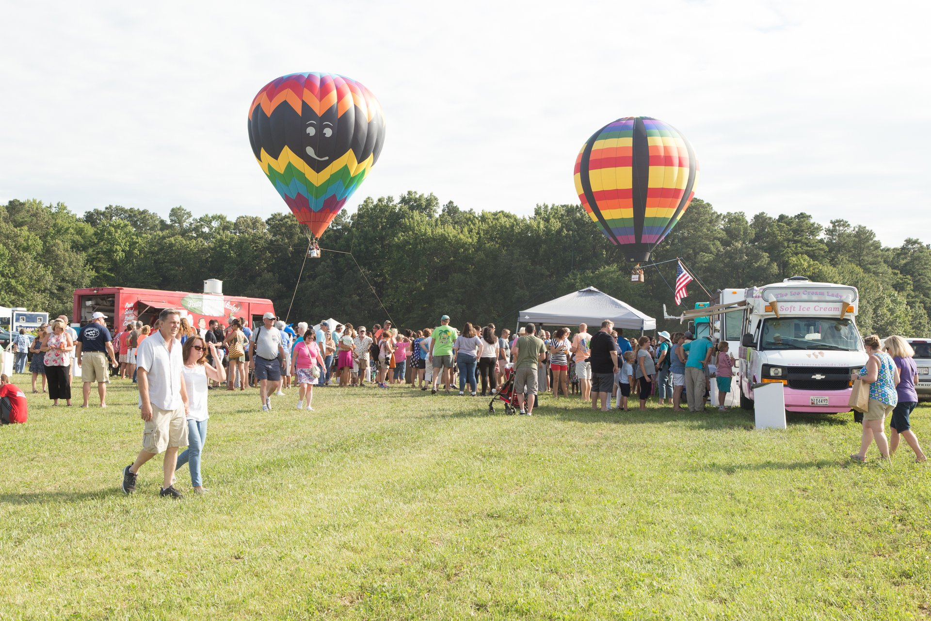 Chesapeake Bay Balloon Festival in Maryland - Best Season 2019