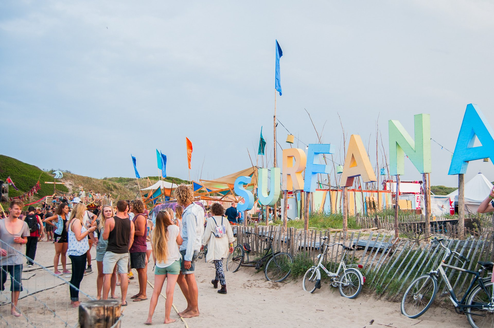 Best time for Surfana Festival in The Netherlands 2020