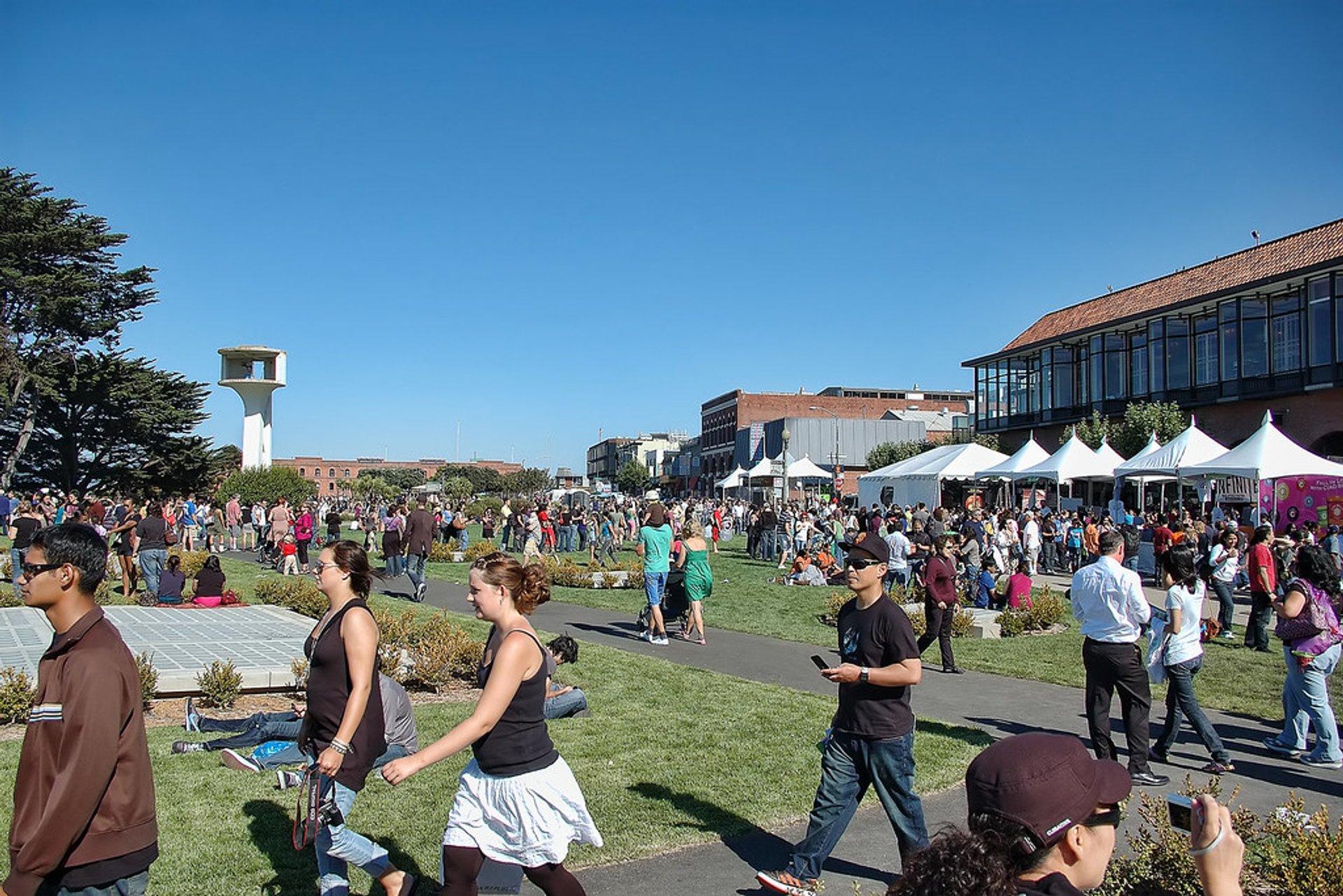 Ghirardelli Chocolate Festival in San Francisco - Best Season 2020