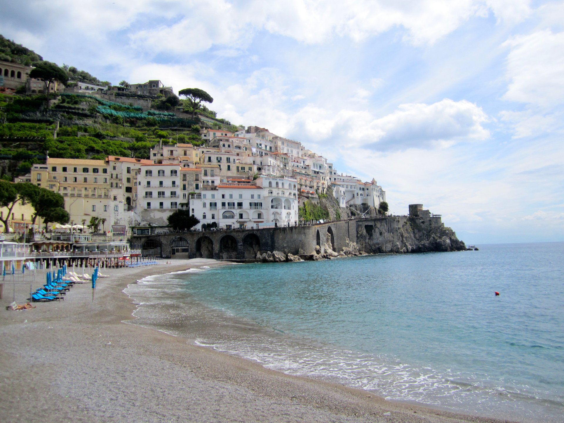Beach Season on the Amalfi Coast in Amalfi Coast - Best Season 2020