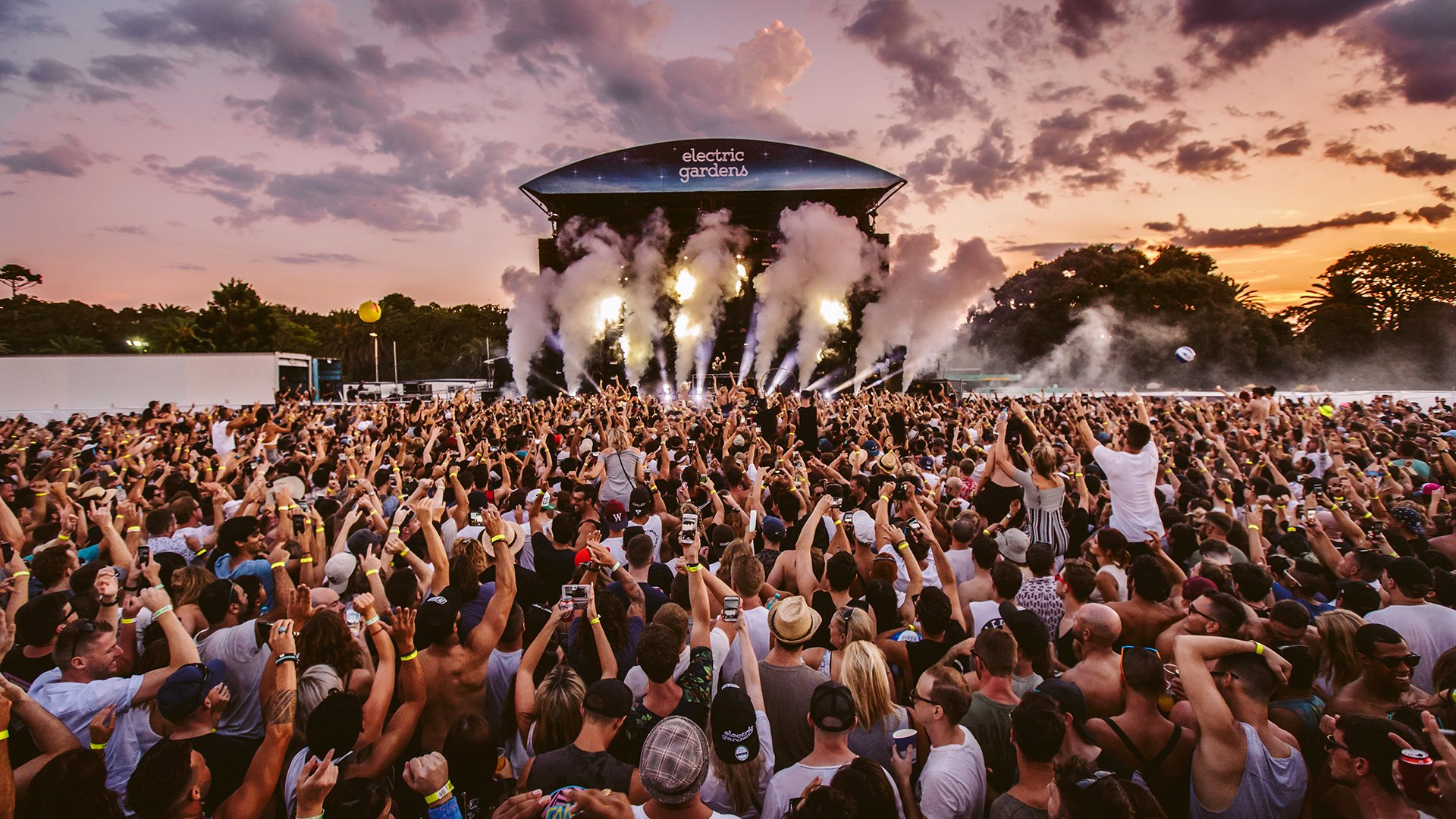 Electric Gardens Festival in Australia 2019 - Best Time