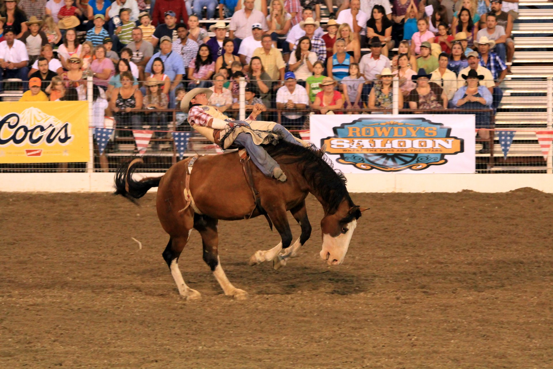 Best time to see Caldwell Night Rodeo 2020