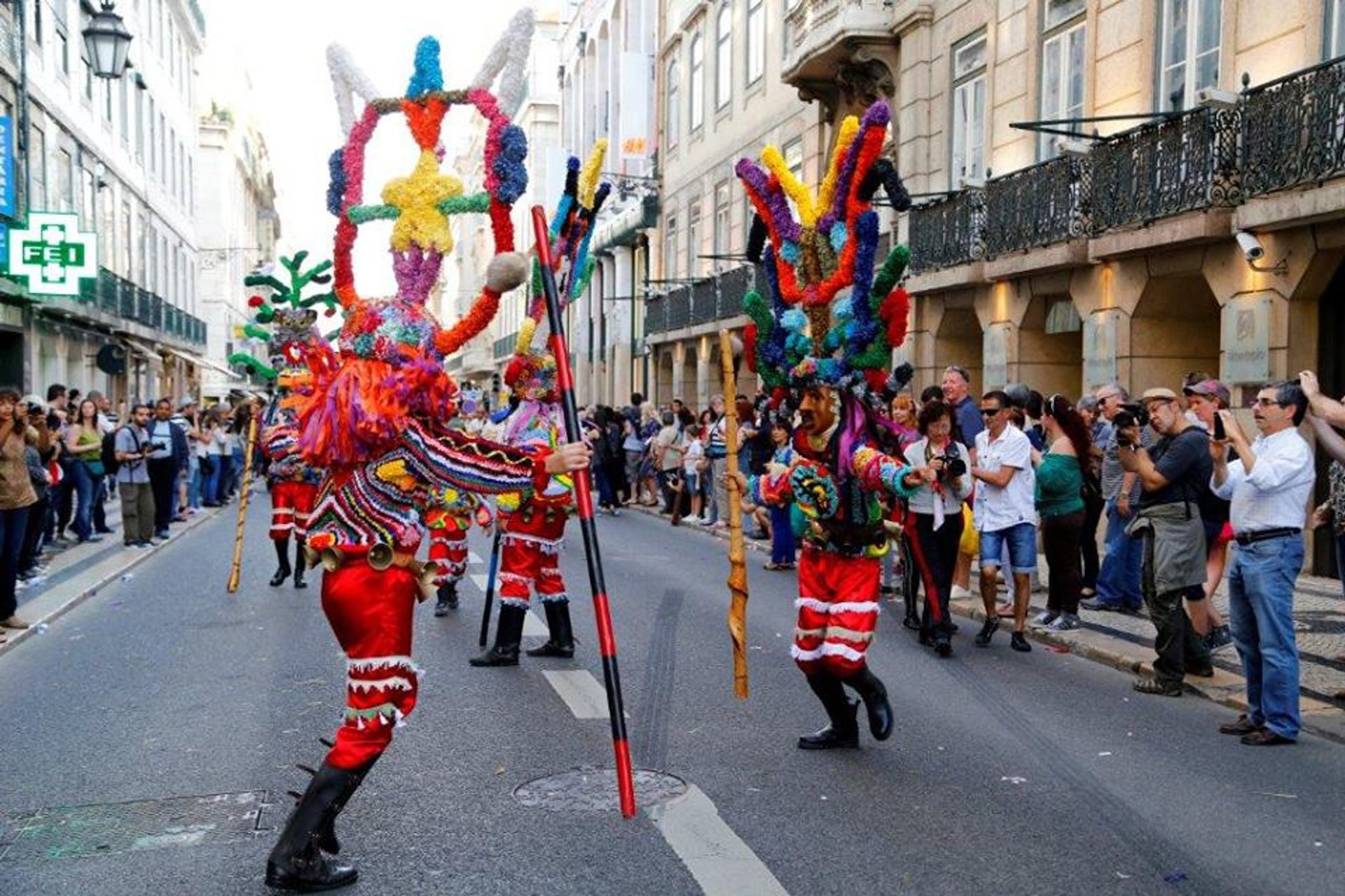 Best time for Festival of Iberian Mask (Festival Internacional da Mascára Ibérica FIMI) in Lisbon 2020