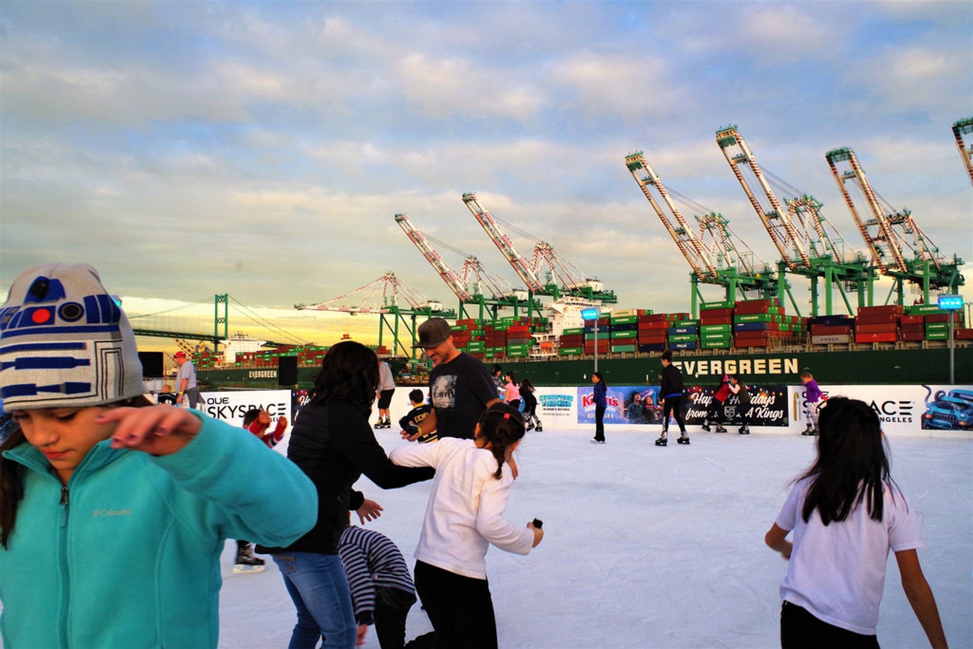 Ice Skating  in Los Angeles - Best Season 2020