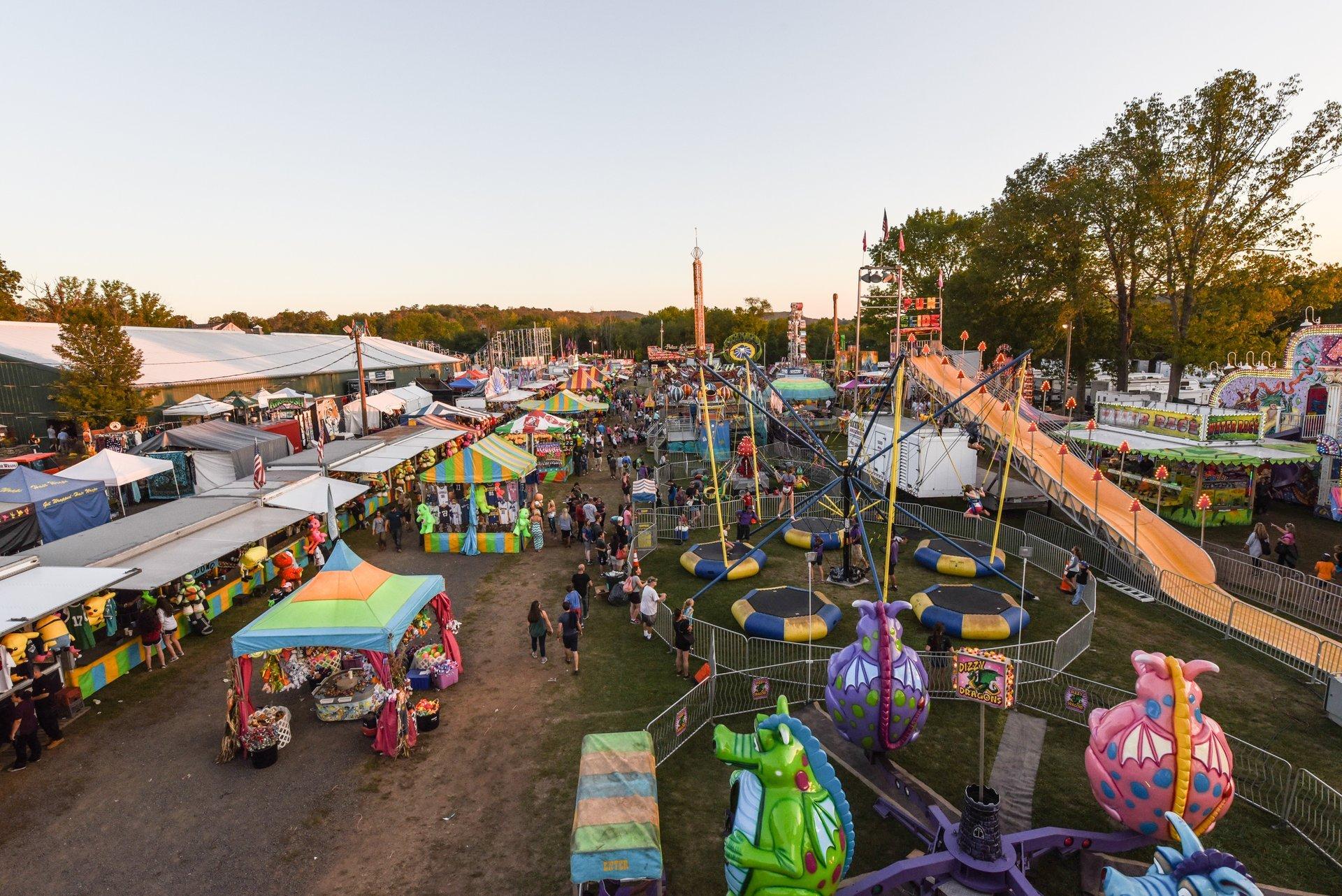 Durham Fair in Connecticut - Best Season 2020