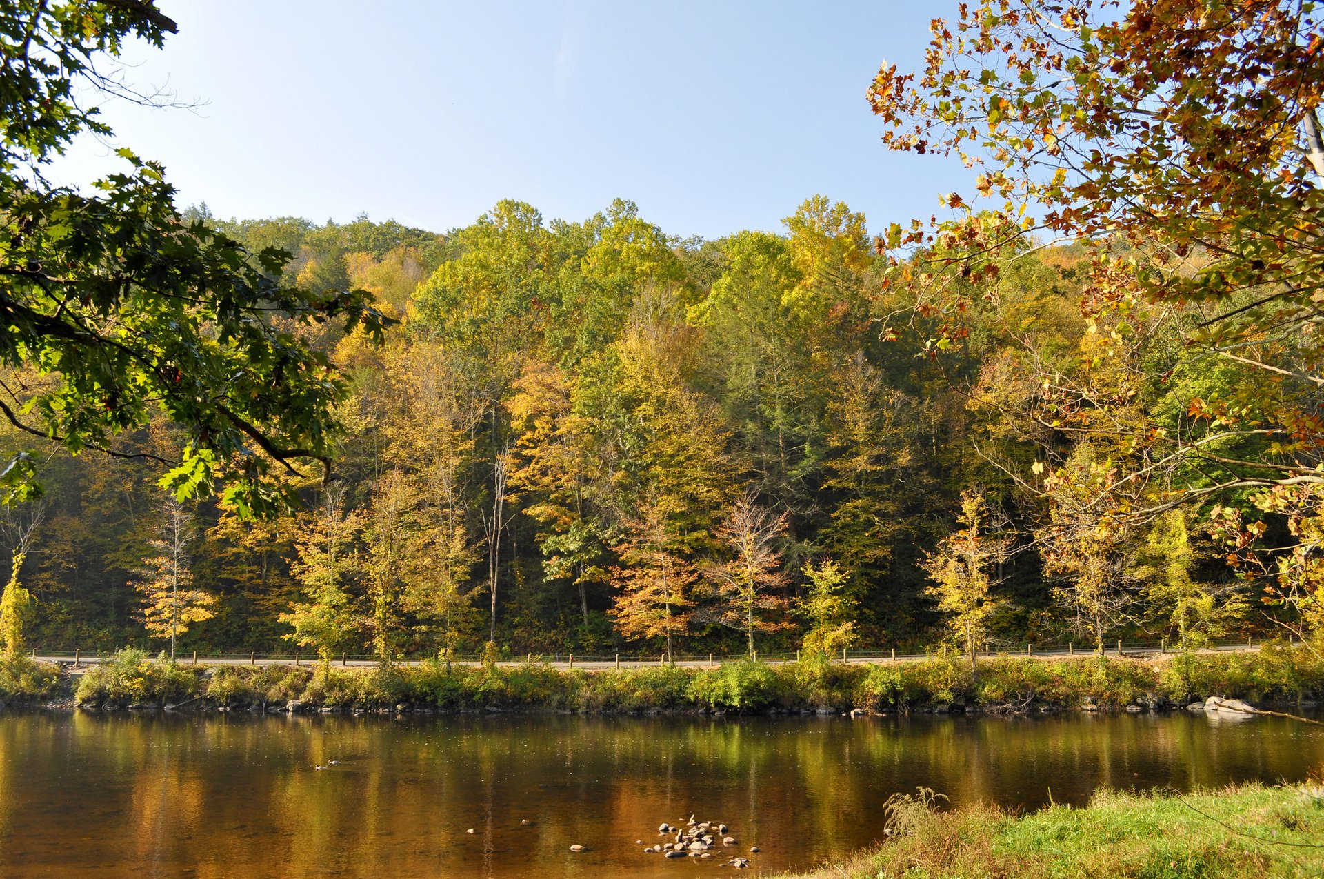 Autumn at Peoples State Forest 2020