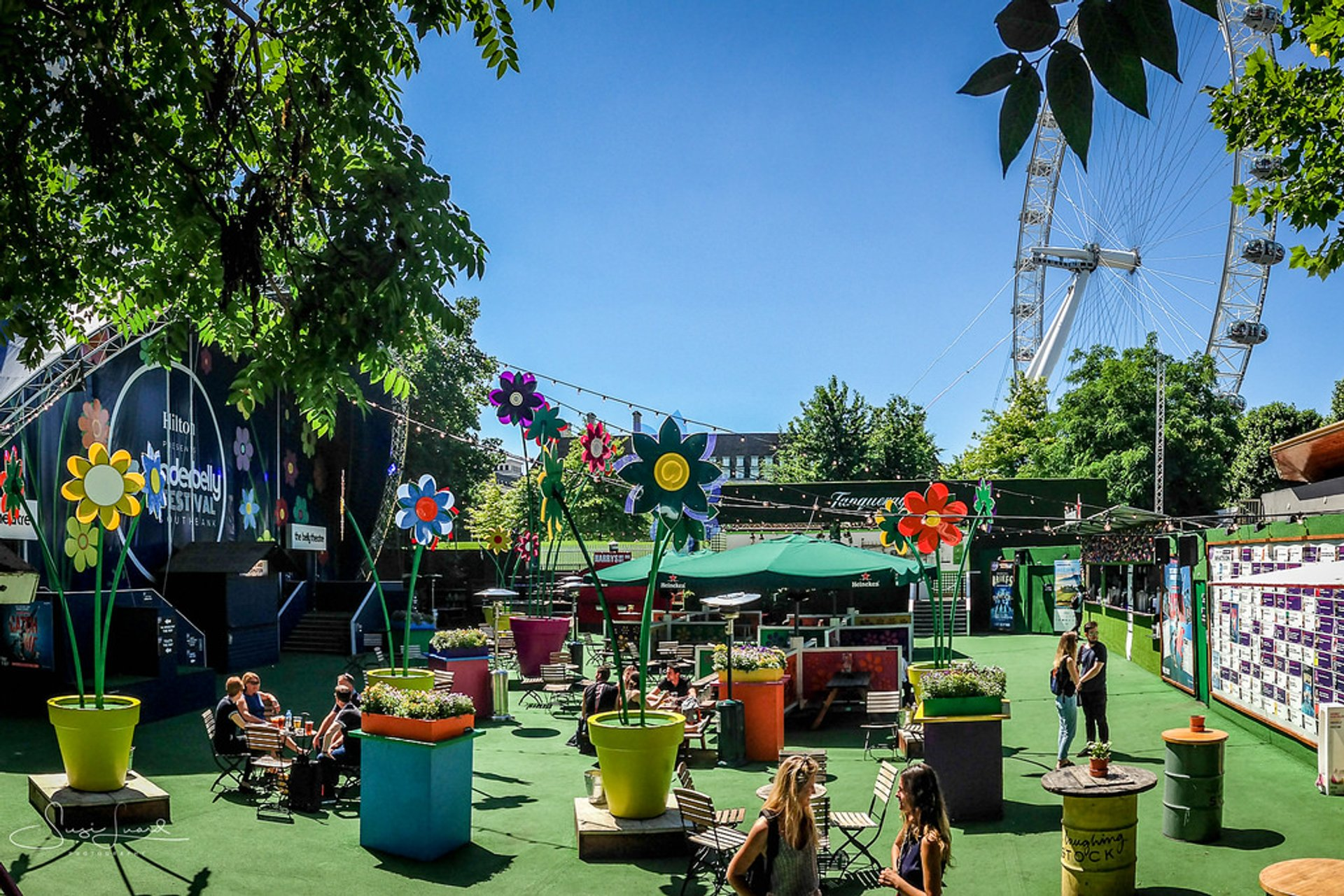 Underbelly Festival Southbank in London - Best Season 2020