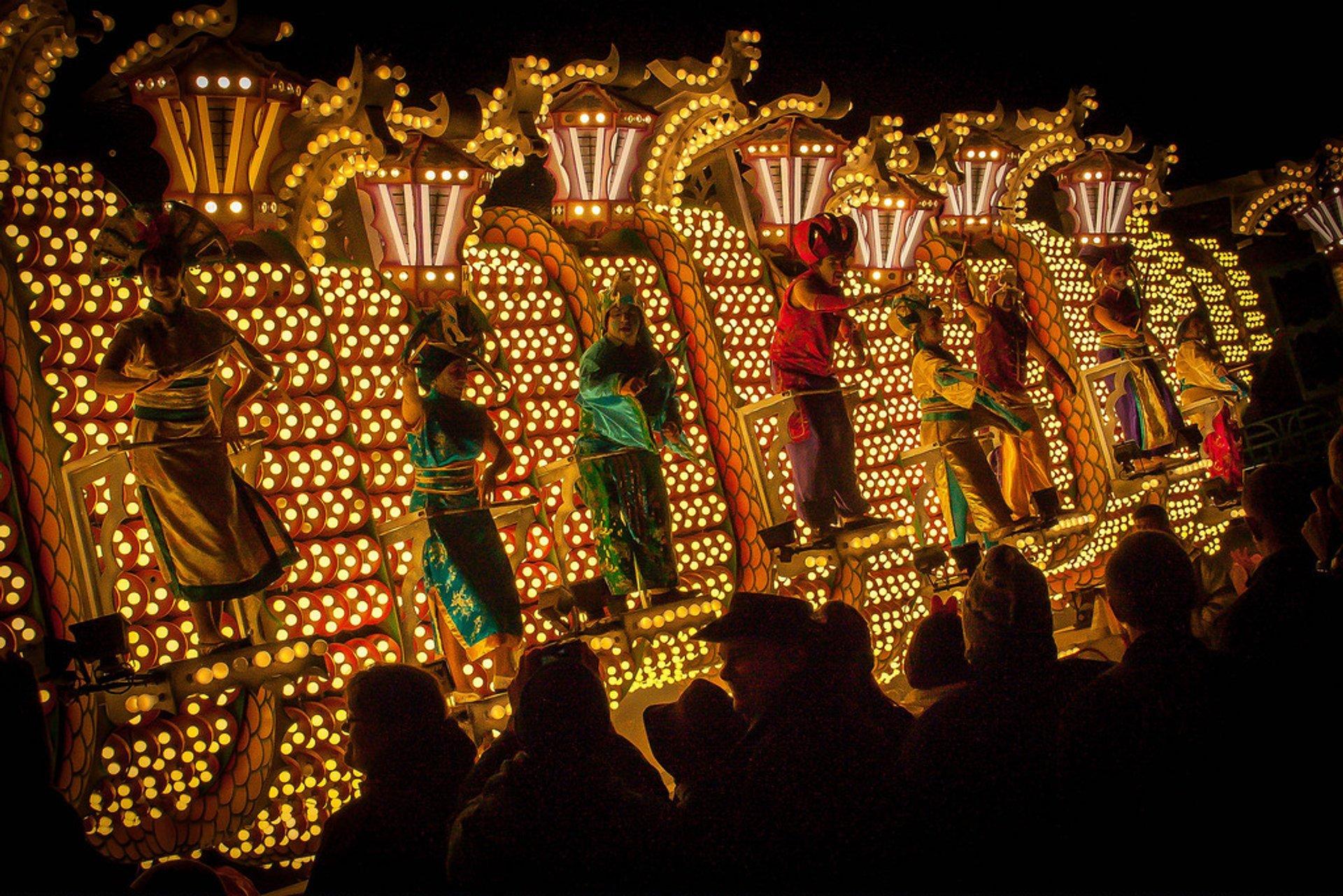 Glastonbury Chilkwell Carnival in England 2020 - Best Time