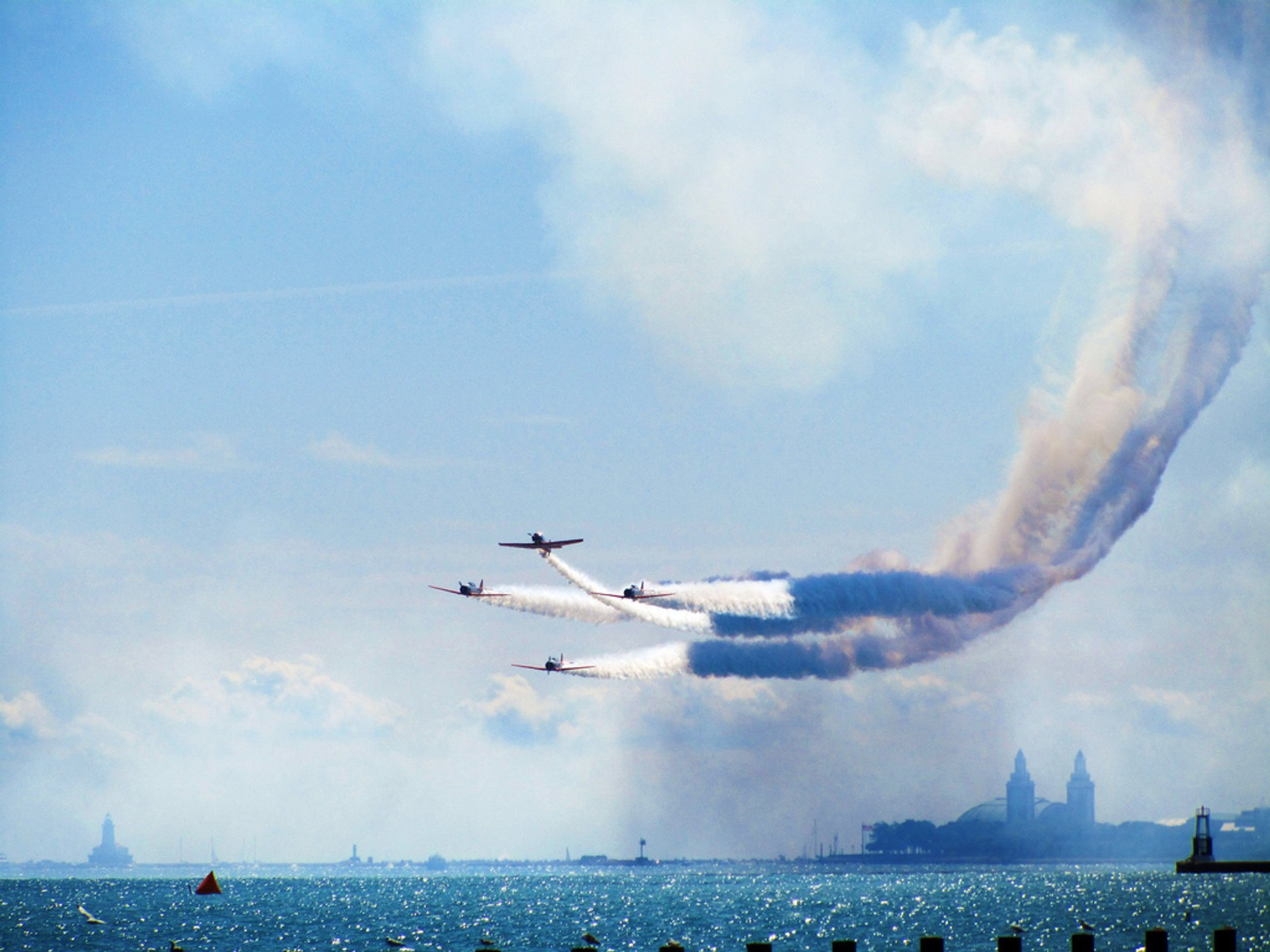 Chicago Air and Water Show in Chicago 2020 - Best Time