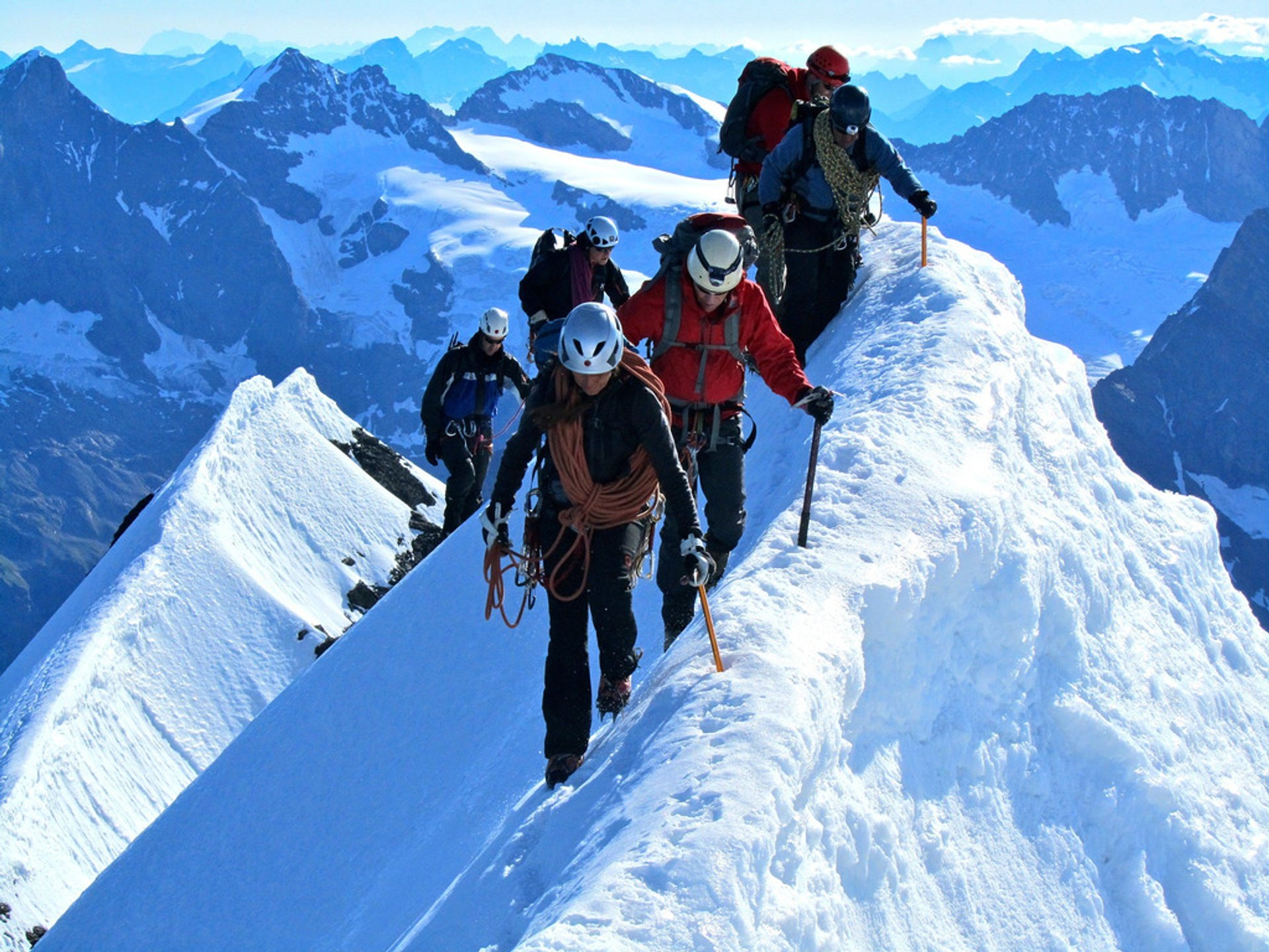 Best time for Mountain​ Climbing in Bolivia 2020