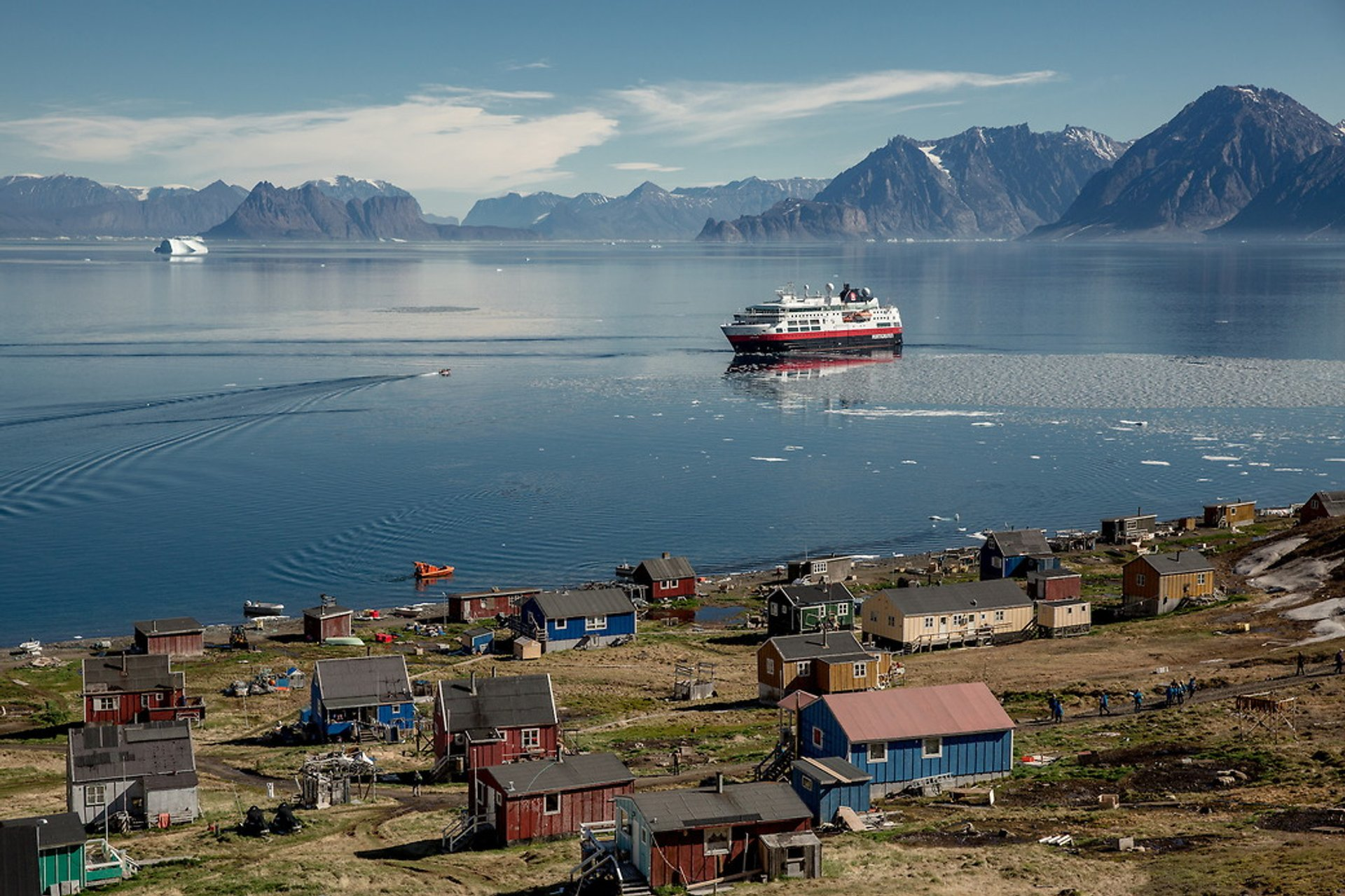 Cruising in Greenland 2019 - Best Time