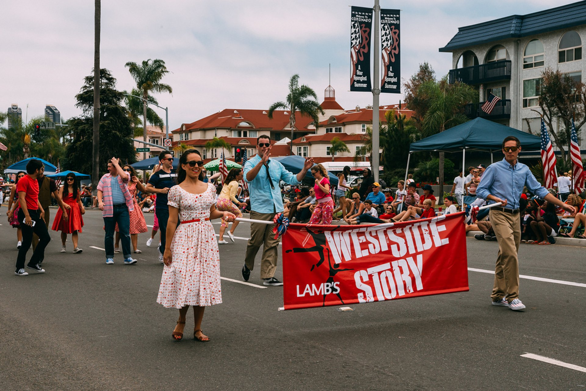 Independence Day Parade, Coronado 2019