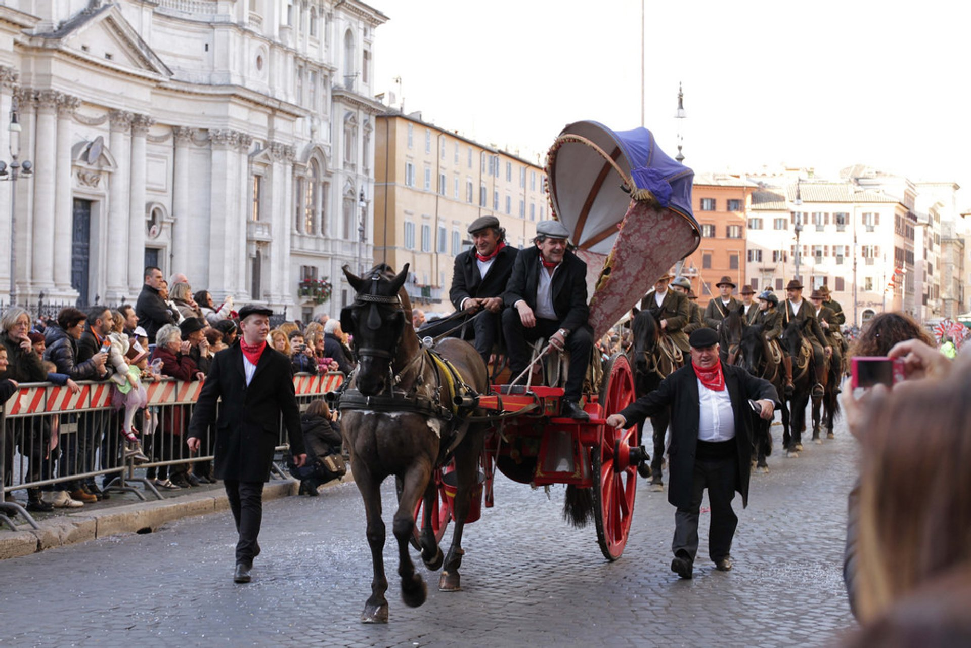 Best time for Carnevale di Roma in Rome 2020