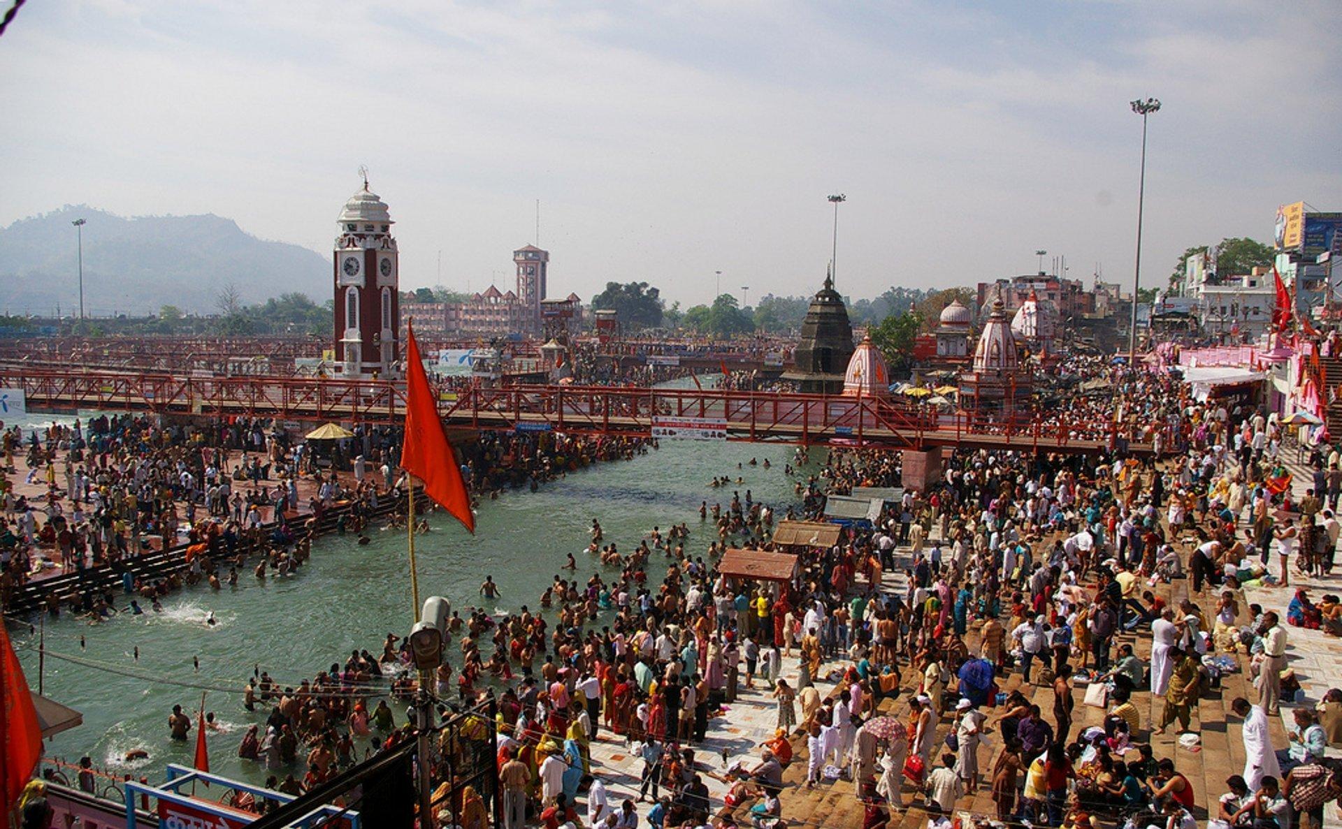Kumbh Mela in Haridwar 2020