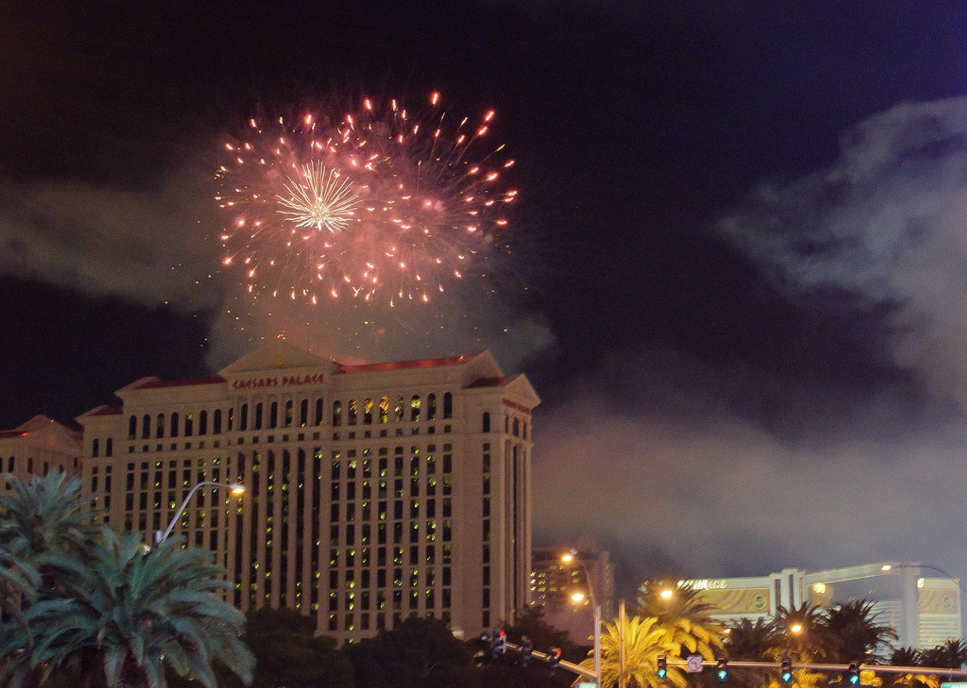 America's Party: Las Vegas New Year in Las Vegas - Best Season